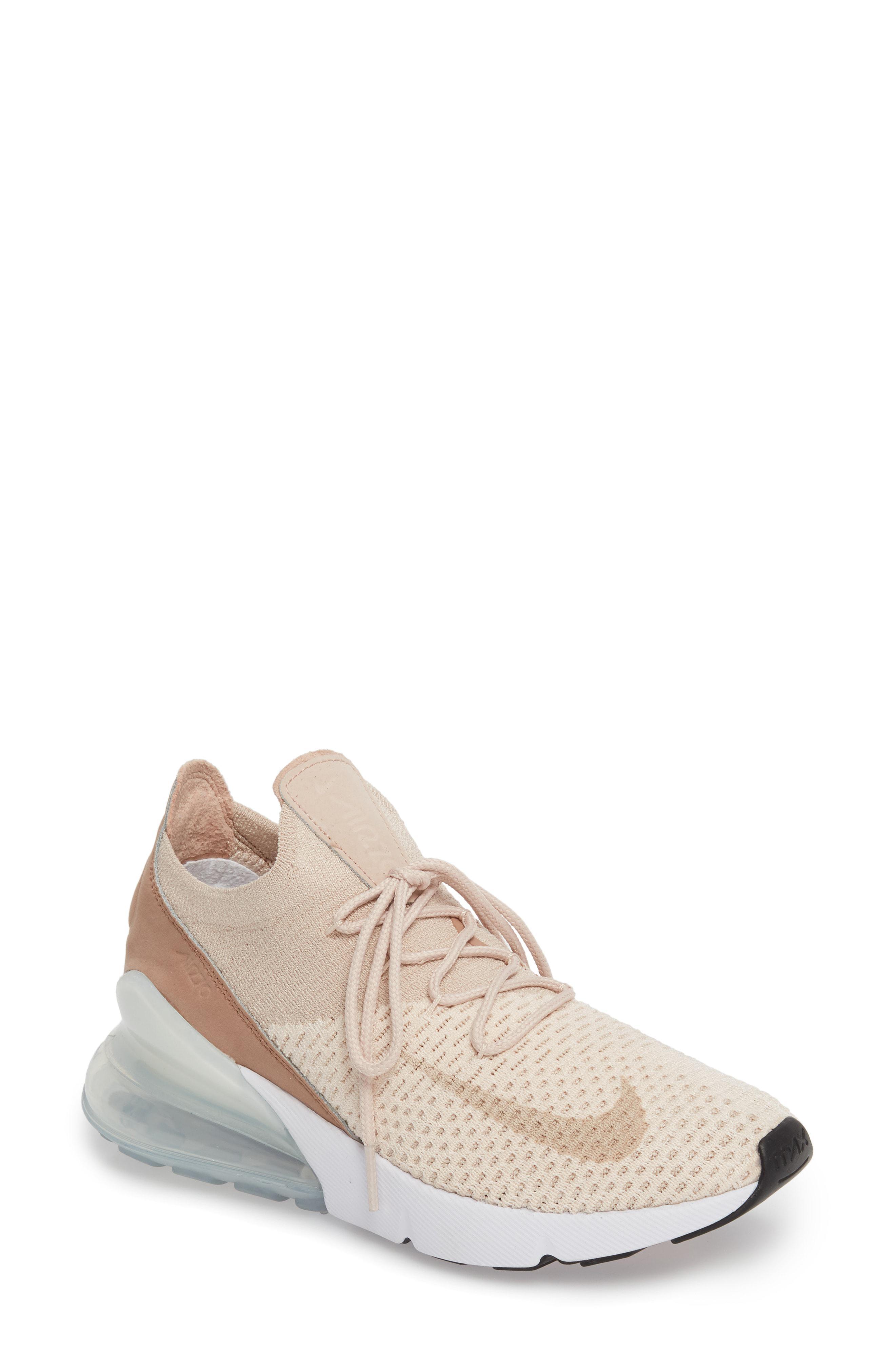 Nike Air Max 270 Flyknit Sneaker (women