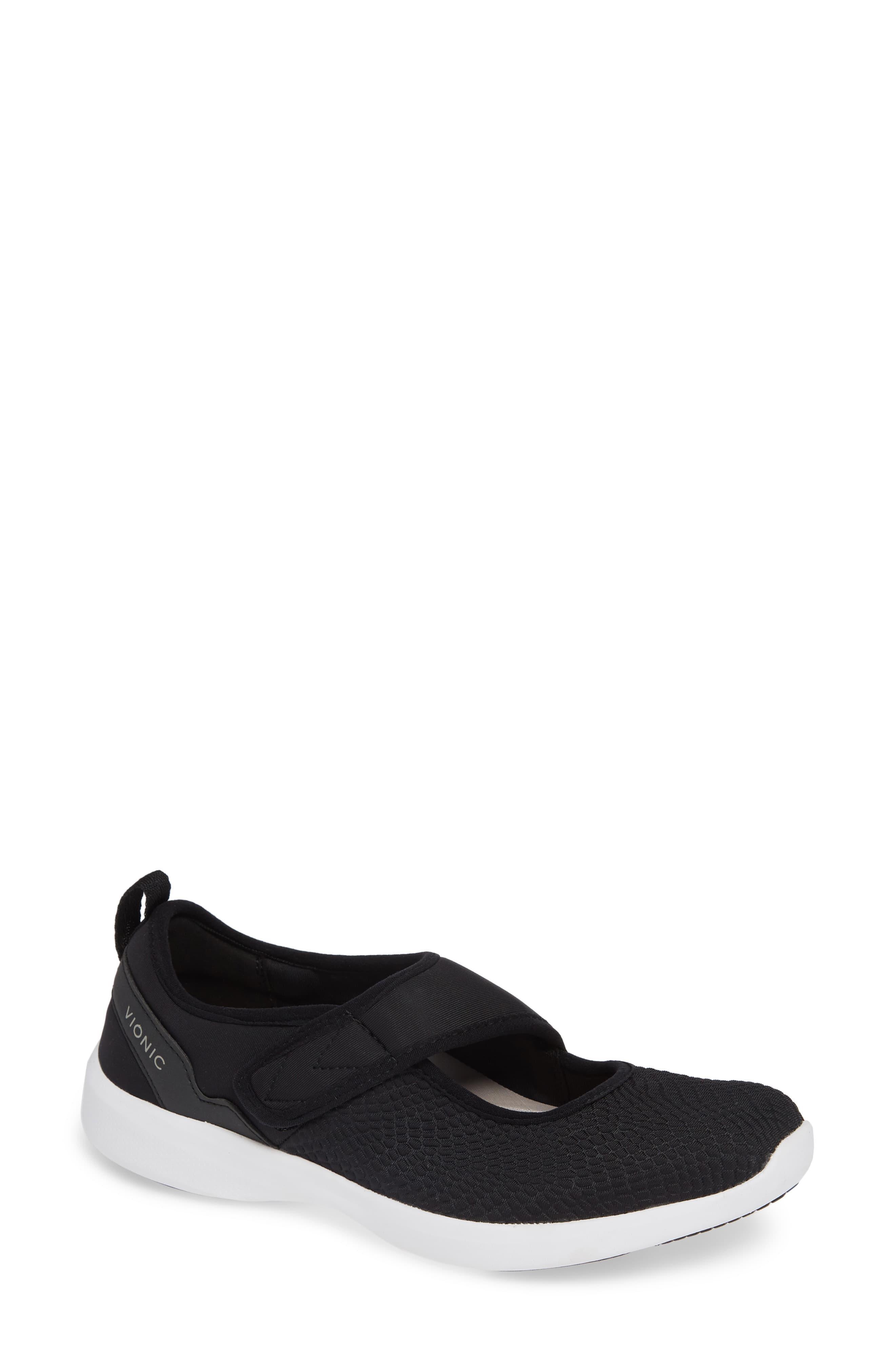 Vionic Sonnet Sneaker in Black - Lyst