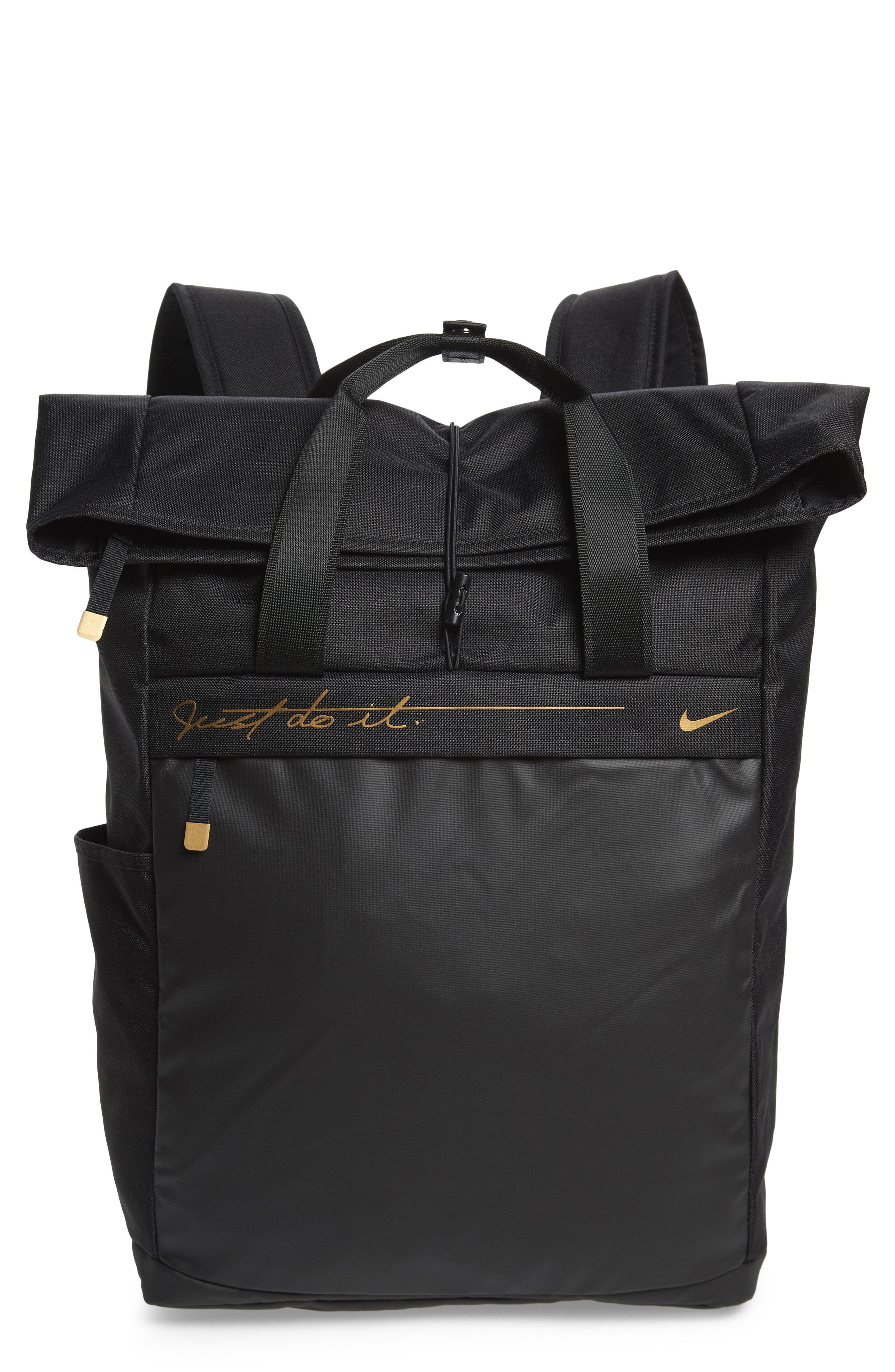 Nike Canvas Radiate Backpack - in Black