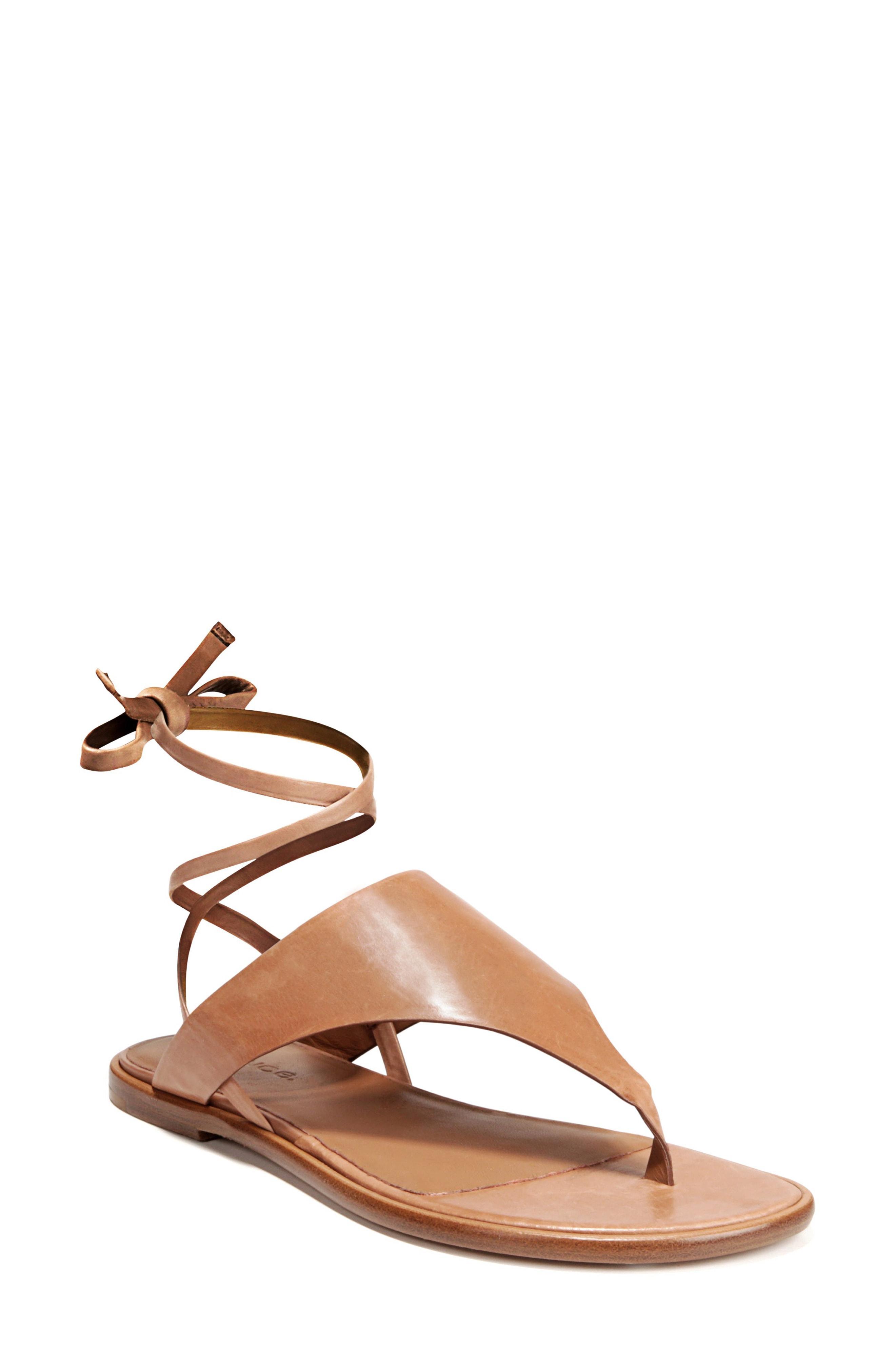 a98a4cfc433 Vince. Women s Eastwood V-strap Wraparound Sandal