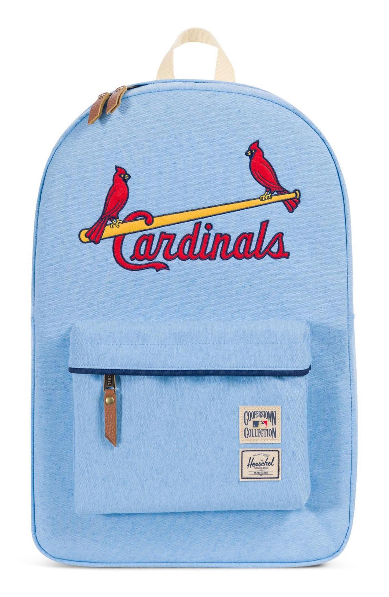 14b38cd0201d Herschel Supply Co. Men s Blue Heritage - Mlb Cooperstown Collection  Backpack