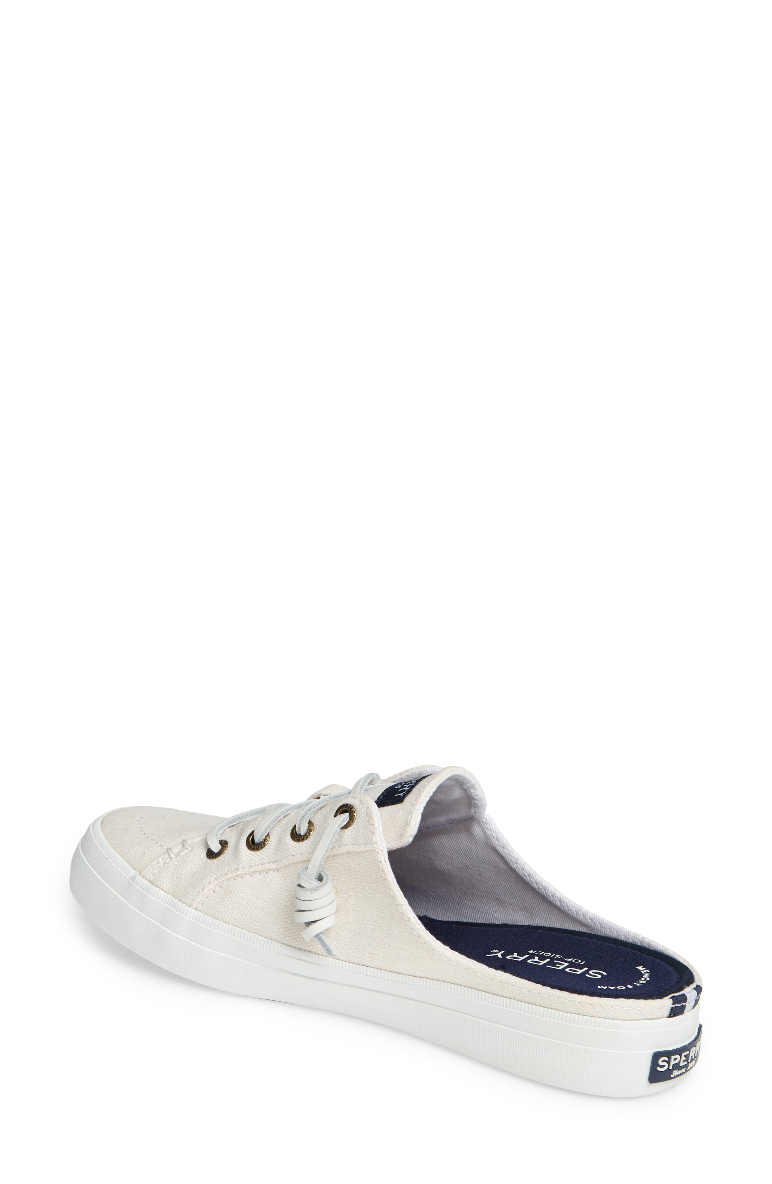 Sperry Top-Sider Leather Crest Vibe