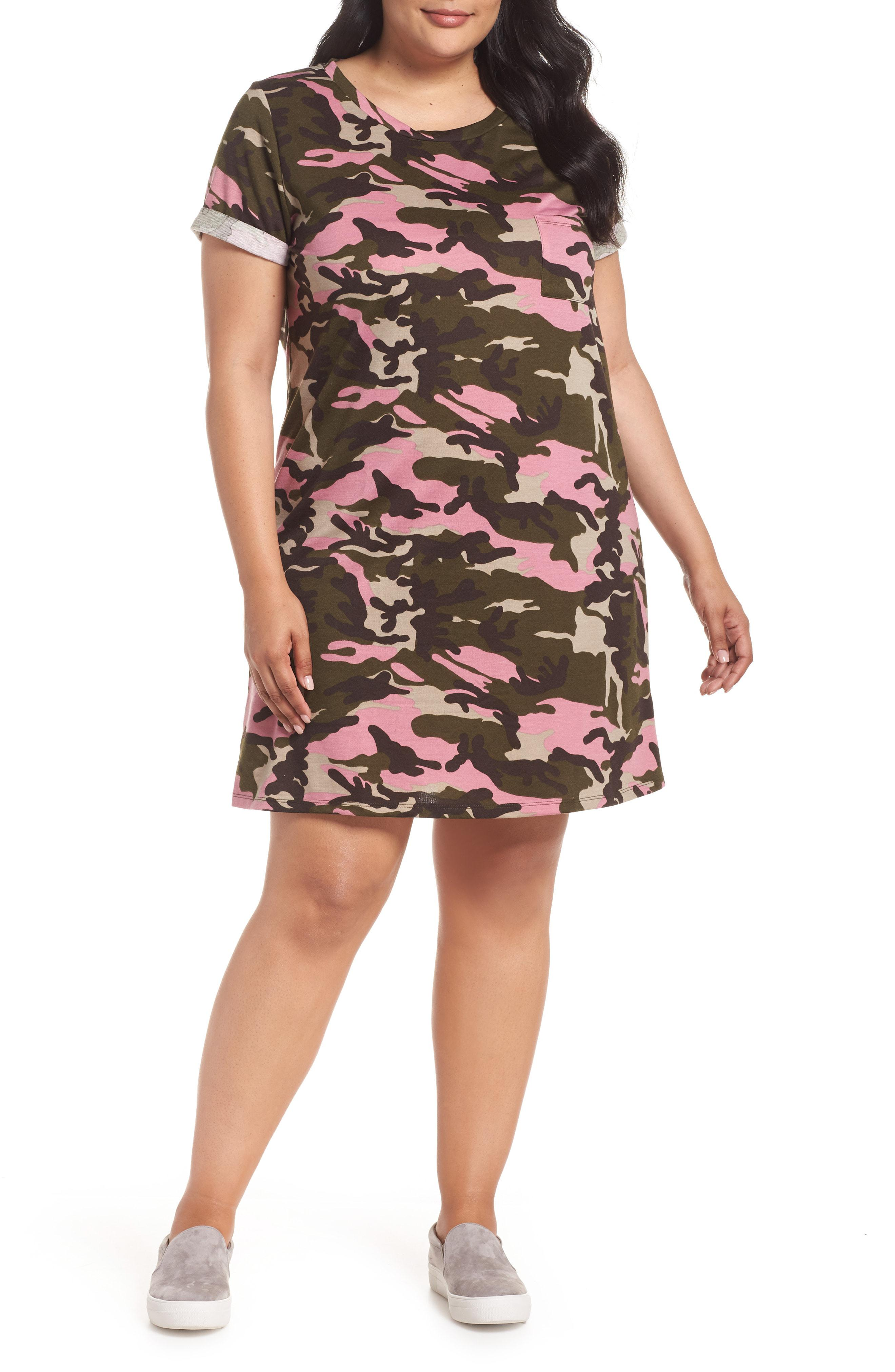 3a4955a2856 Gallery. Previously sold at  Nordstrom · Women s T Shirt Dresses