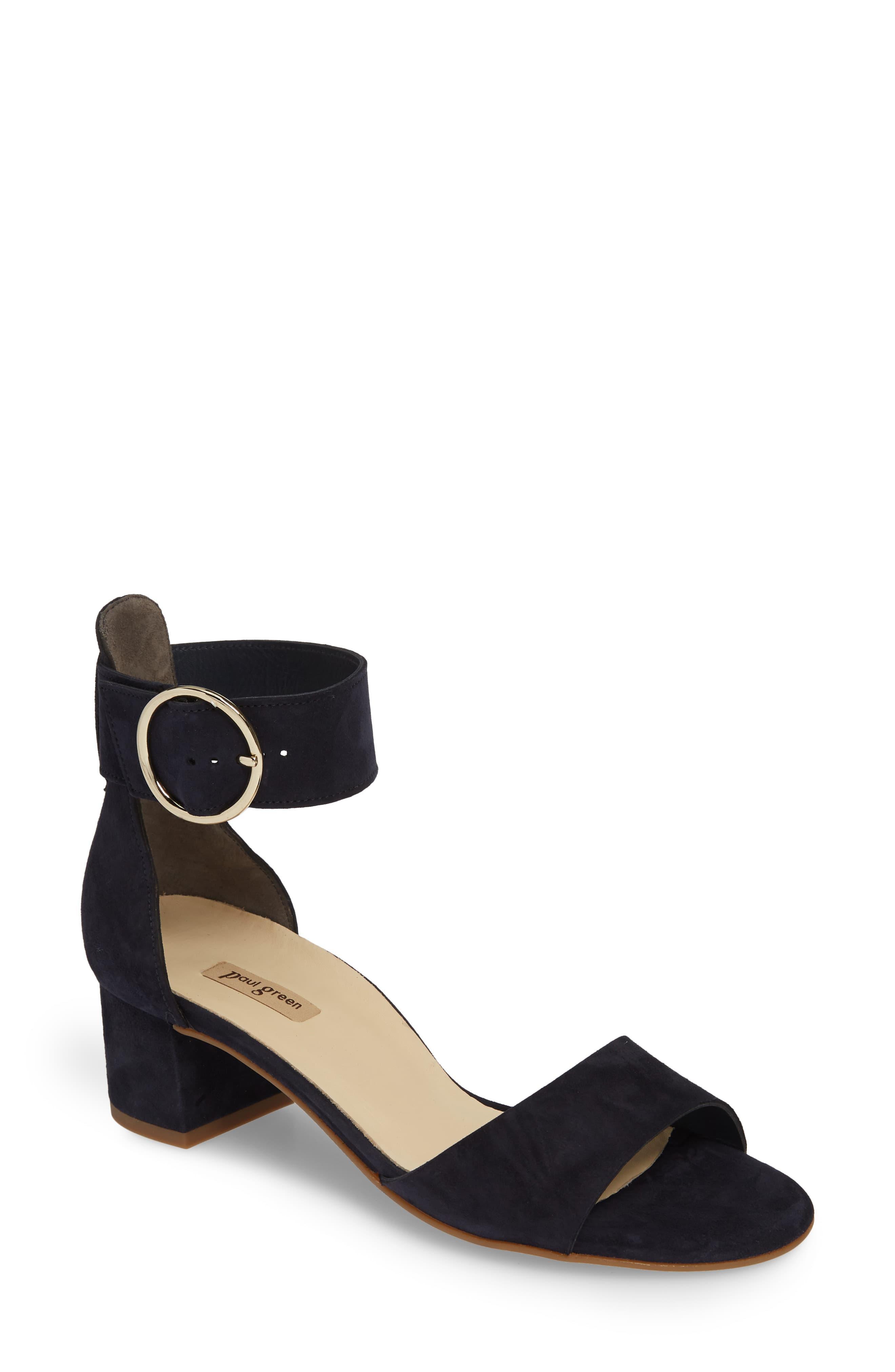 Paul Green Velma Ankle Strap Sandal in