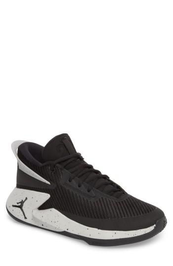 eec86ad6625 Lyst - Nike Jordan Fly Lockdown Sneaker in Black for Men