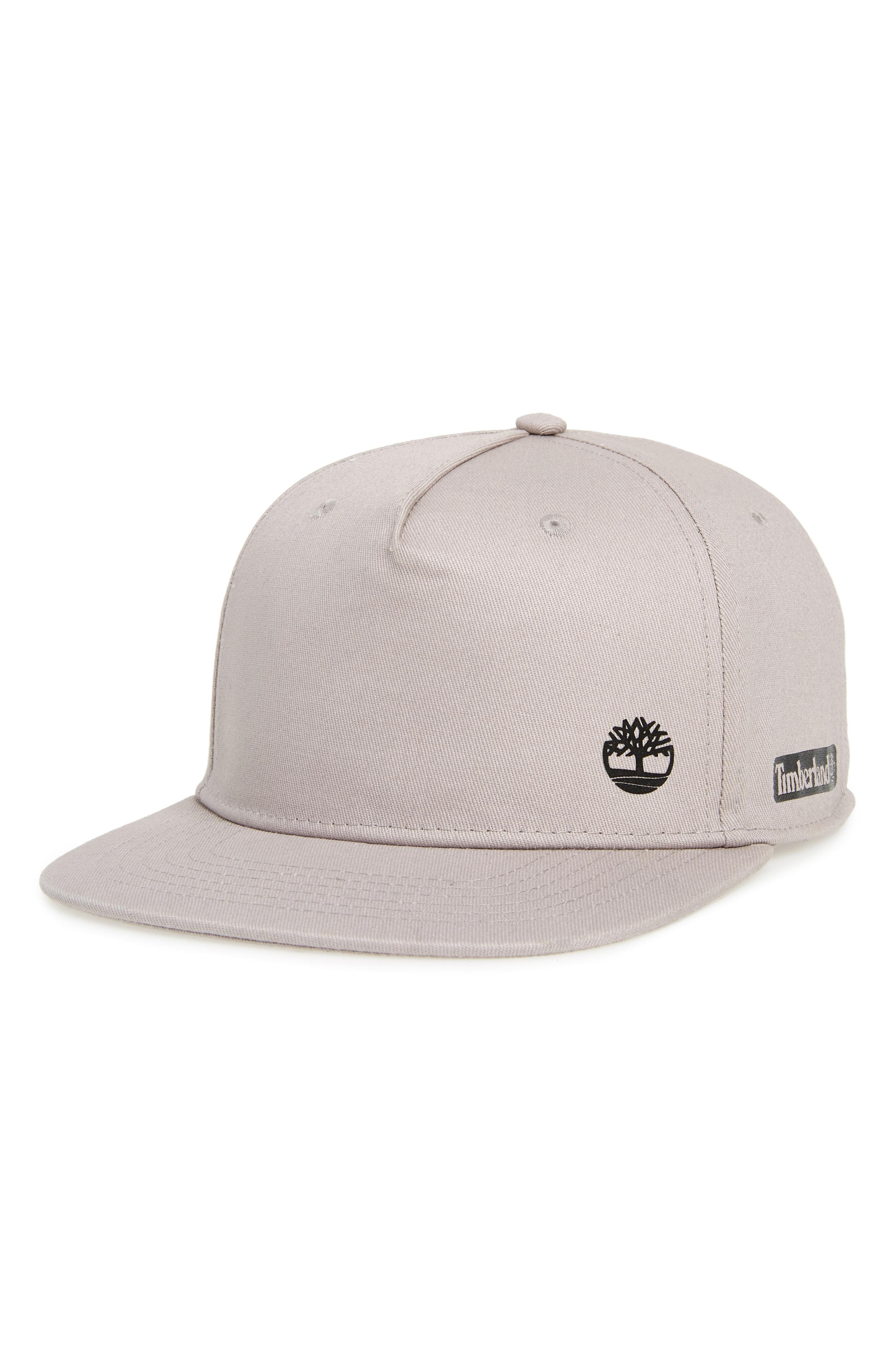 Lyst - Timberland Castle Hill Baseball Cap in Gray for Men - Save ... 8703510c3e48