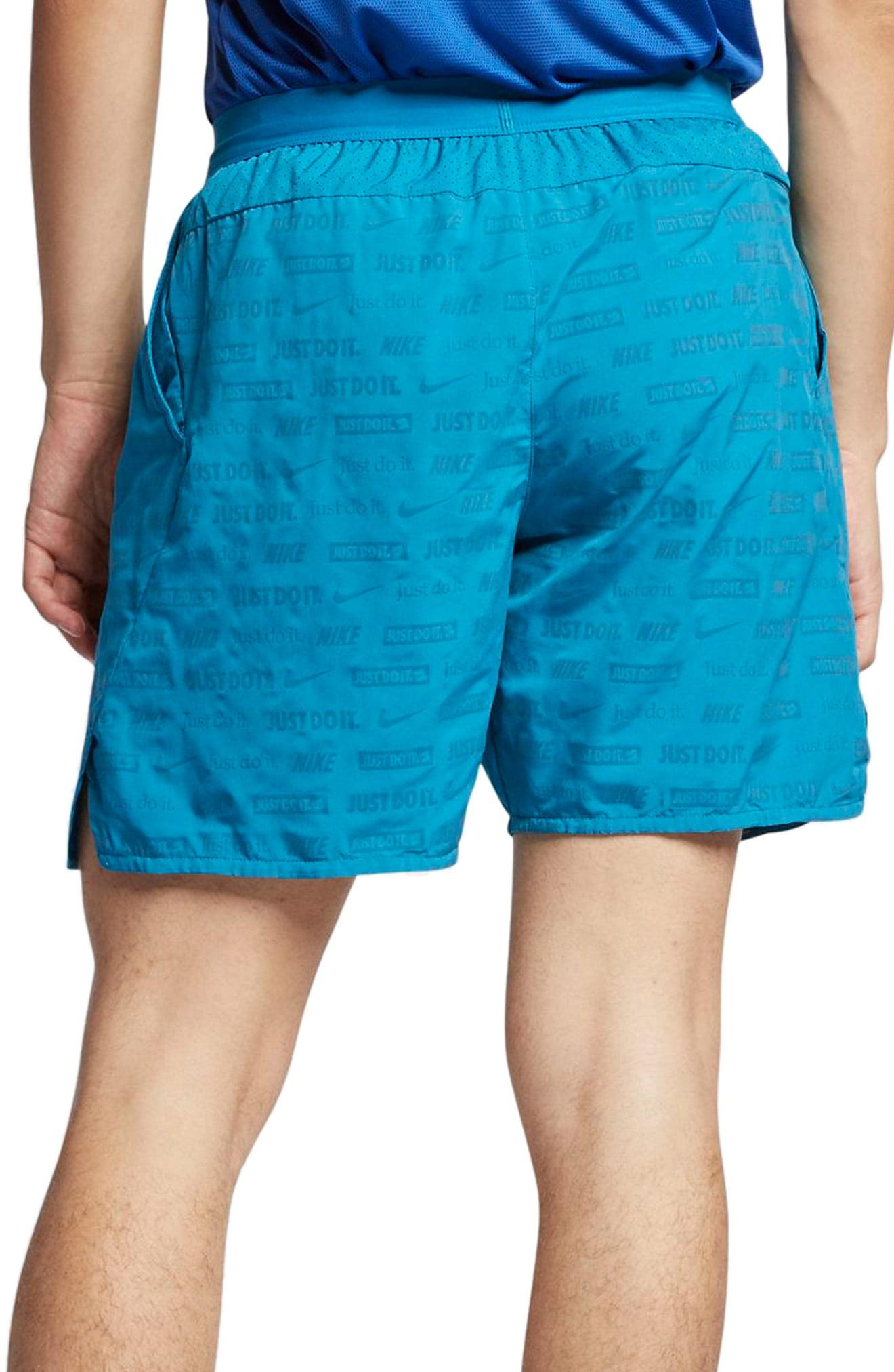a7f2e3059aa3 Nike - Multicolor Stride Ghost Flash Running Shorts for Men - Lyst. View  fullscreen