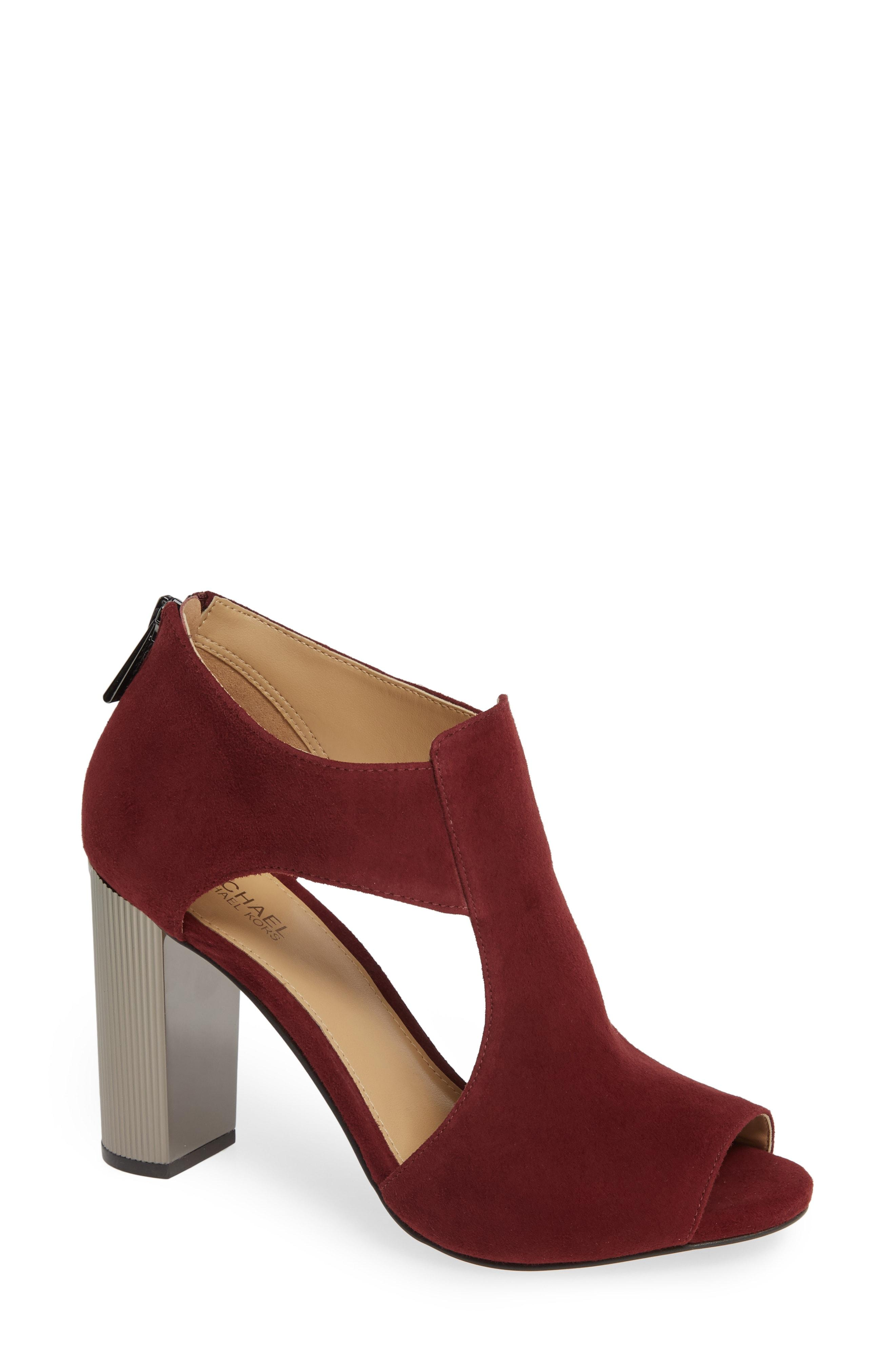 217a648525 Lyst - MICHAEL Michael Kors Paloma Open Toe Sandal in Natural