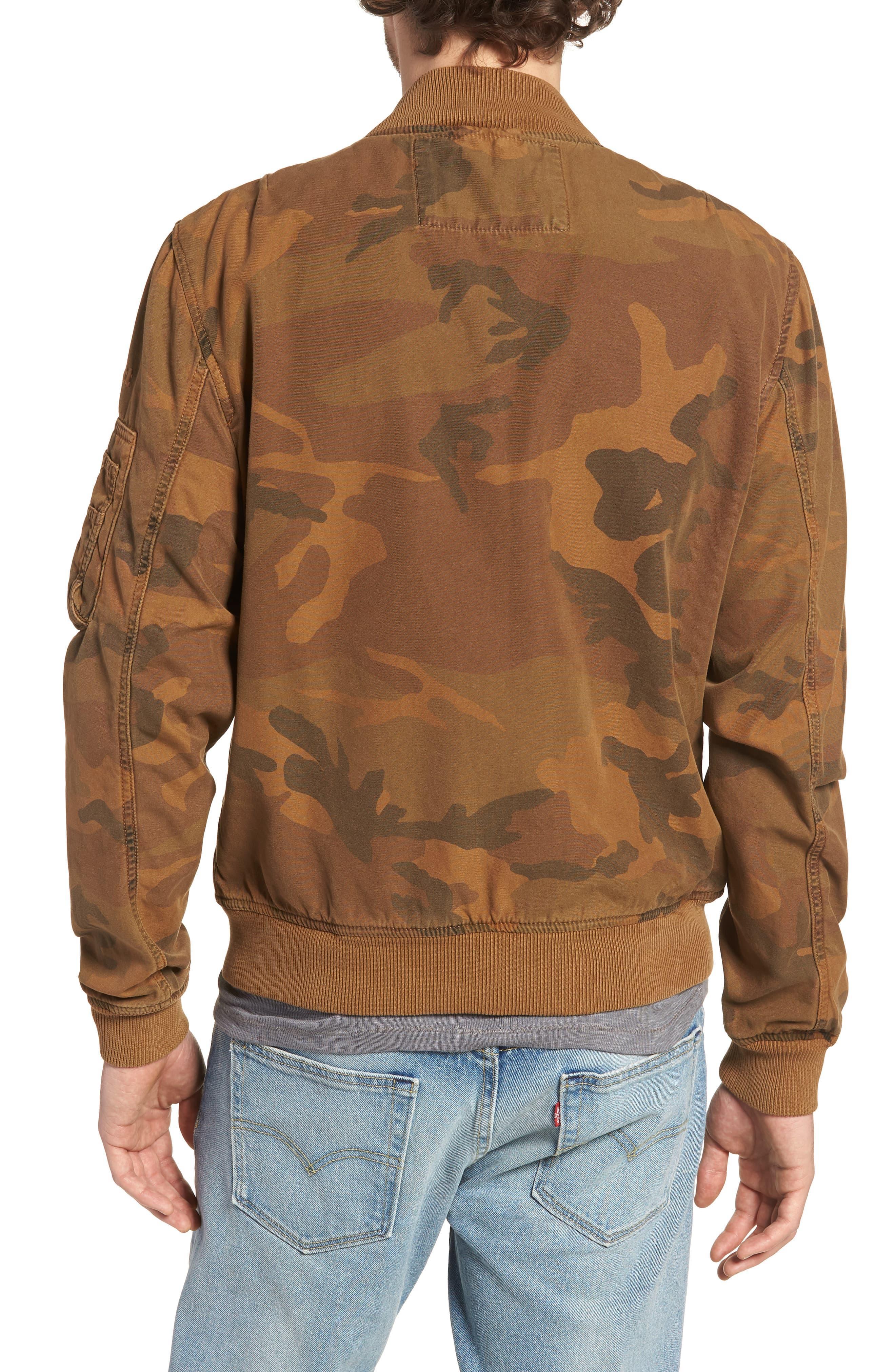6c6a644de Men's Ma-1 Cotton Bomber Jacket