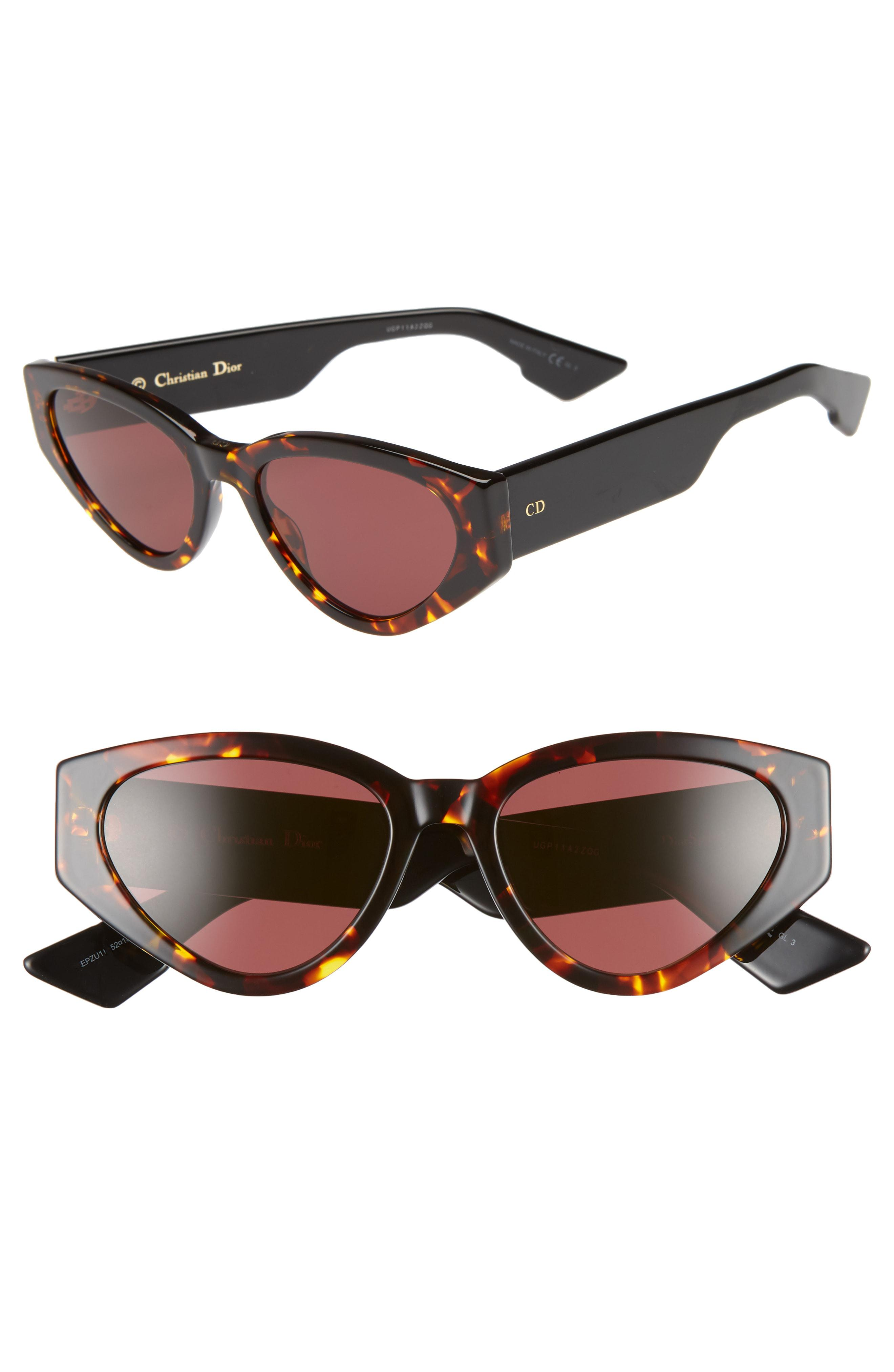 1be39a6466f2 Dior multicolor spirit cat eye sunglasses lyst jpg 2640x4048 Dior cat