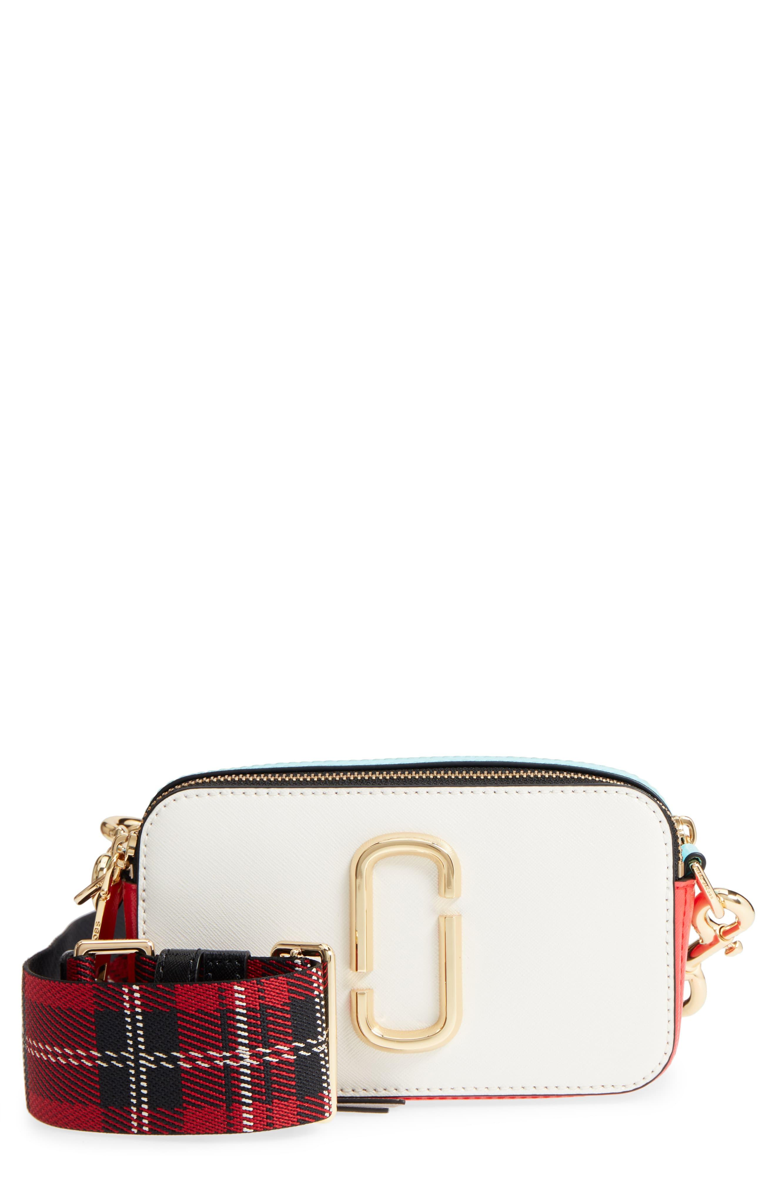 eb2c750f0f Marc Jacobs - Multicolor Snapshot Leather Camera Bag - Lyst. View fullscreen