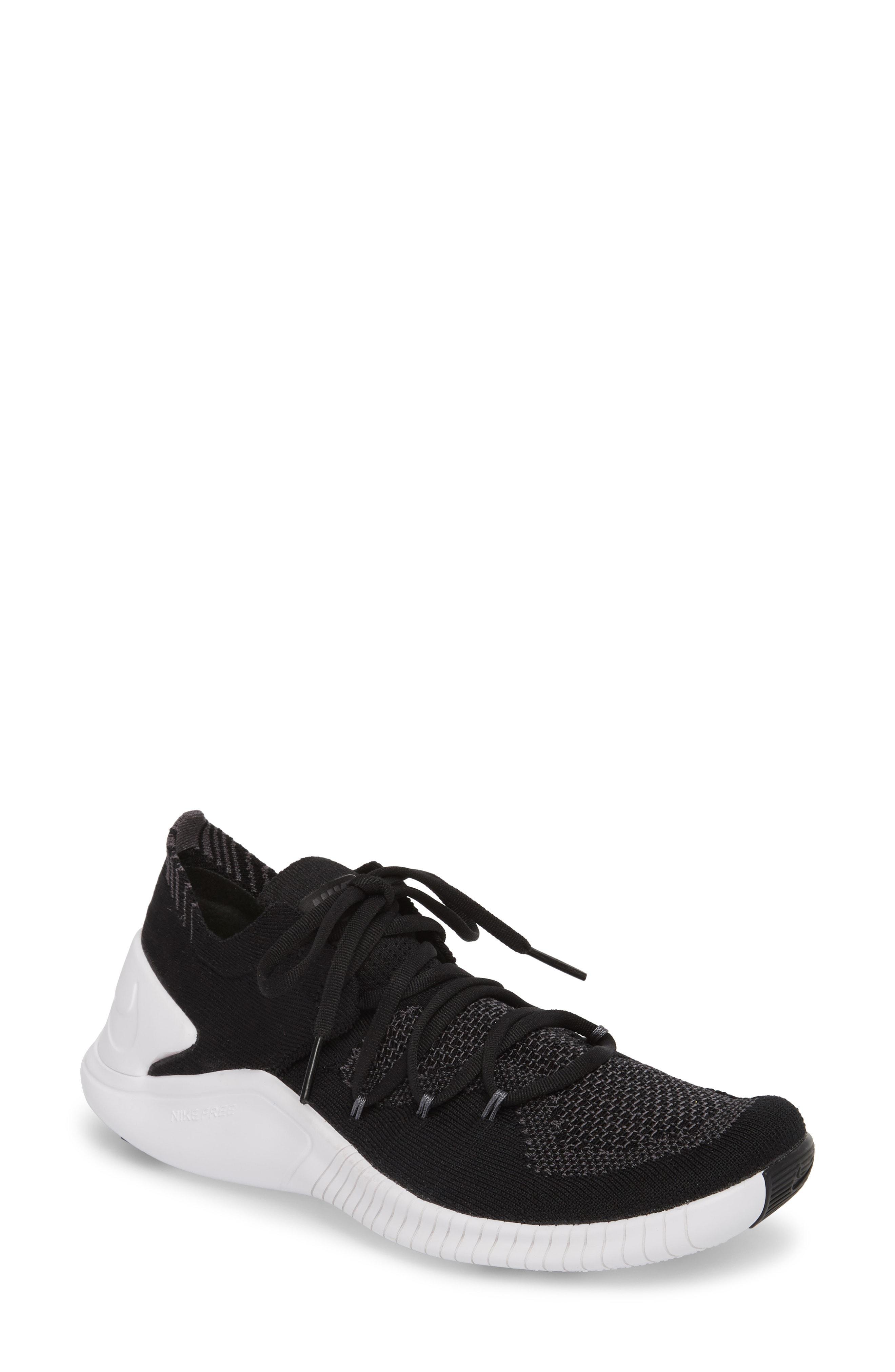 official photos 31119 84494 Nike. Women s Gray Free Tr Flyknit 3 Training Shoe