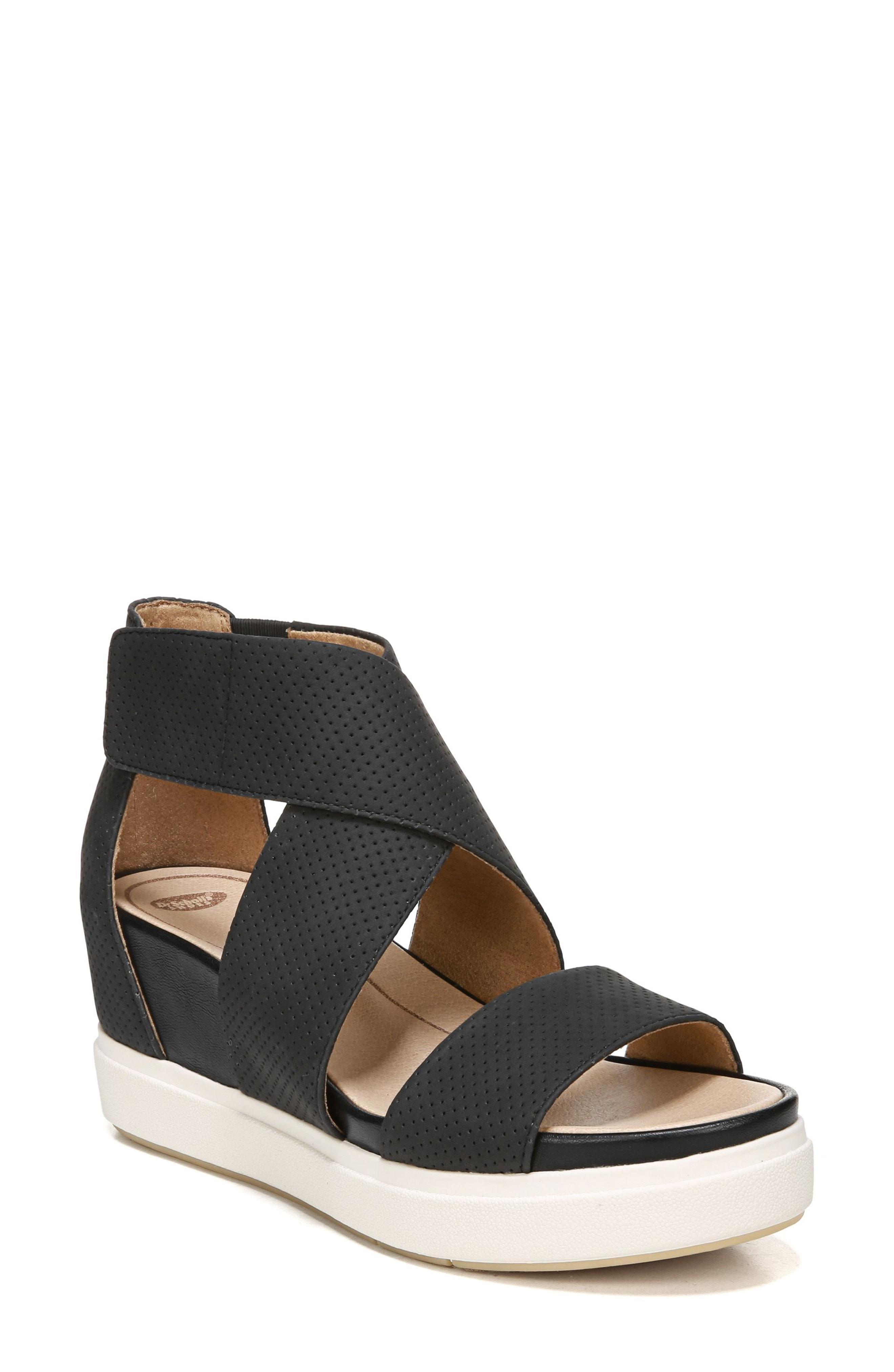 1eaa01cec Lyst - Dr. Scholls Sheena Sport Sandal in Brown