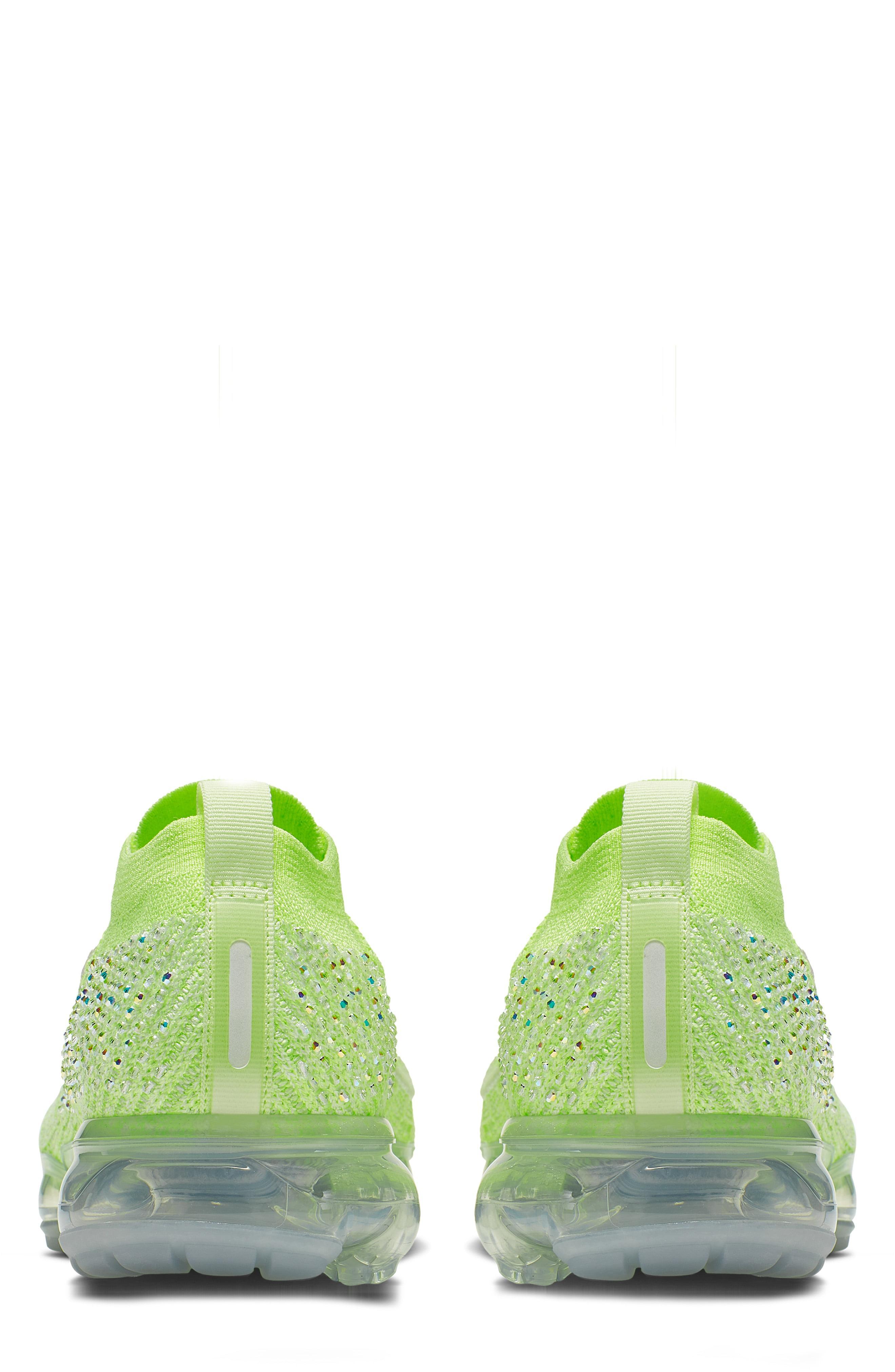 2b2e7292588f Nike - Green Air Vapormax Flyknit 2 Swarovski Running Shoe - Lyst. View  fullscreen