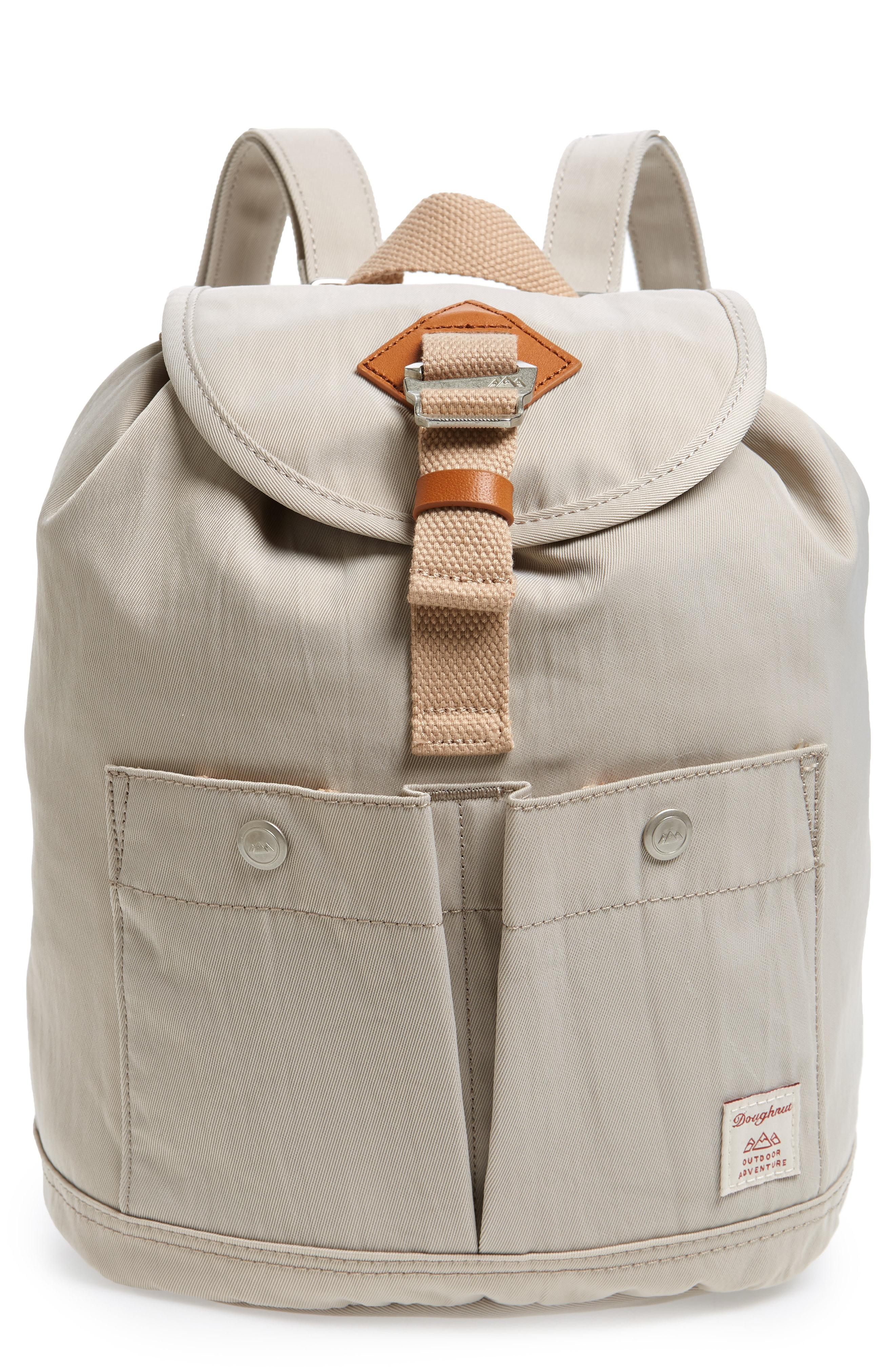 Lyst - Doughnut Mini Montana Water Repellent Backpack in White f22966d5cf549