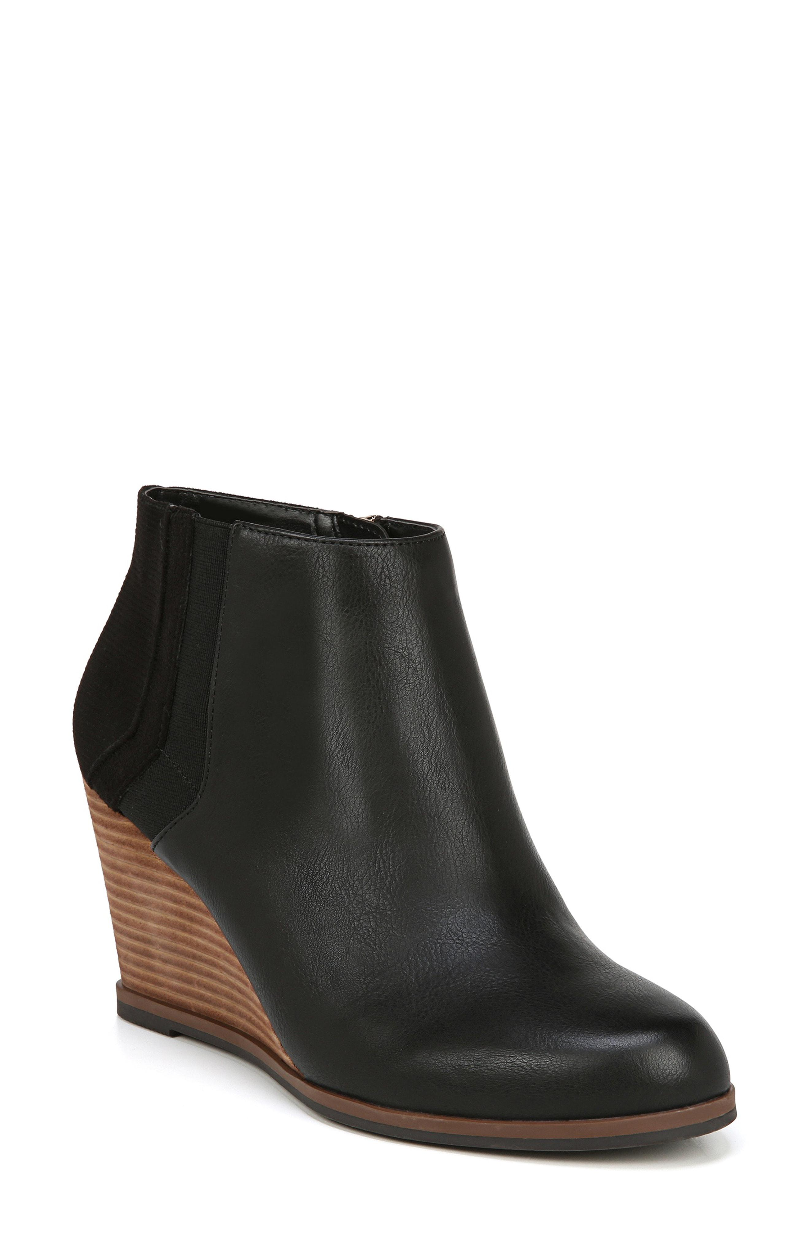 b0b5430dca18 Lyst - Dr. Scholls Patch (copper Brown) Women s Shoes in Black ...