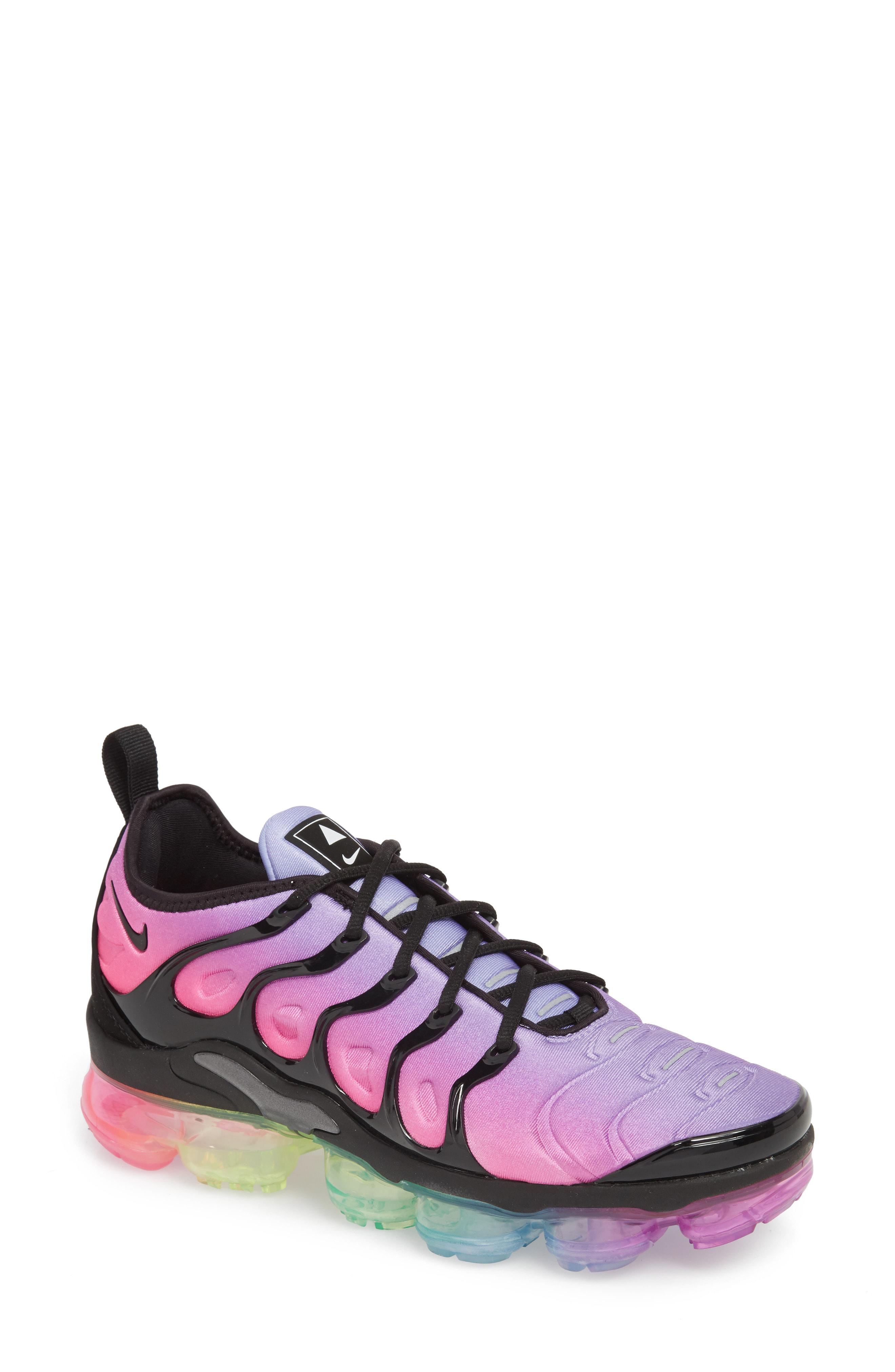 19b5afba4df5 Lyst - Nike Nordstrom X Air Vapormax Plus Betrue Running Shoe in Black