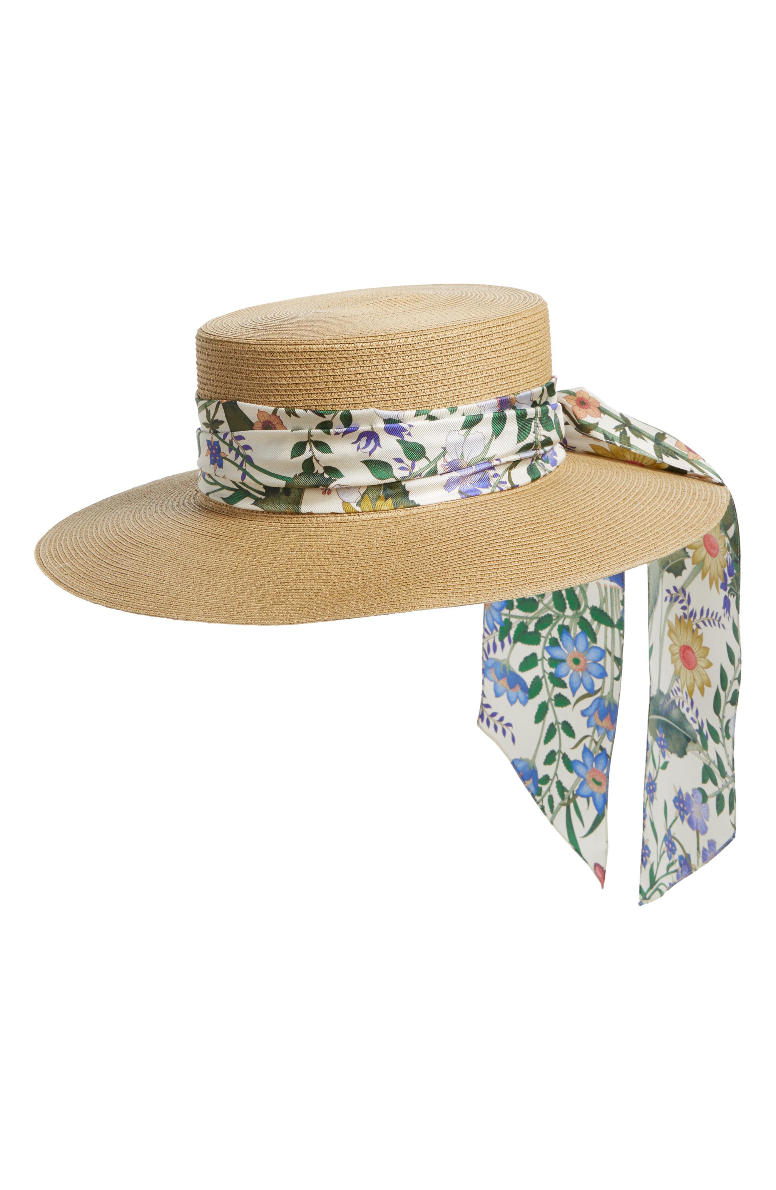 3606d684 Gucci. Women's Alba Straw Hat -