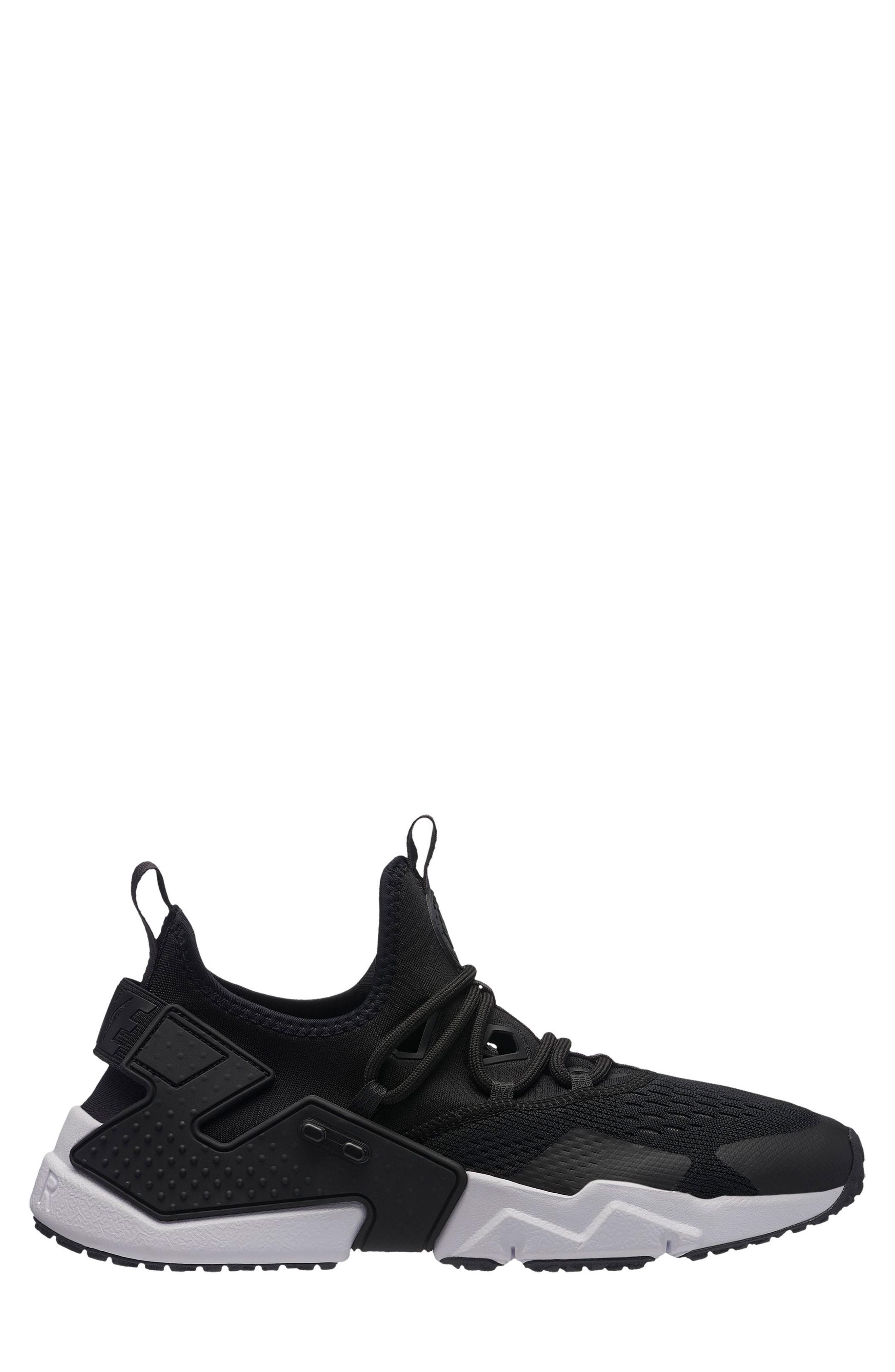 09a1e7a9ef009 Lyst - Nike Air Huarache Drift Br Trainers Black in Black for Men