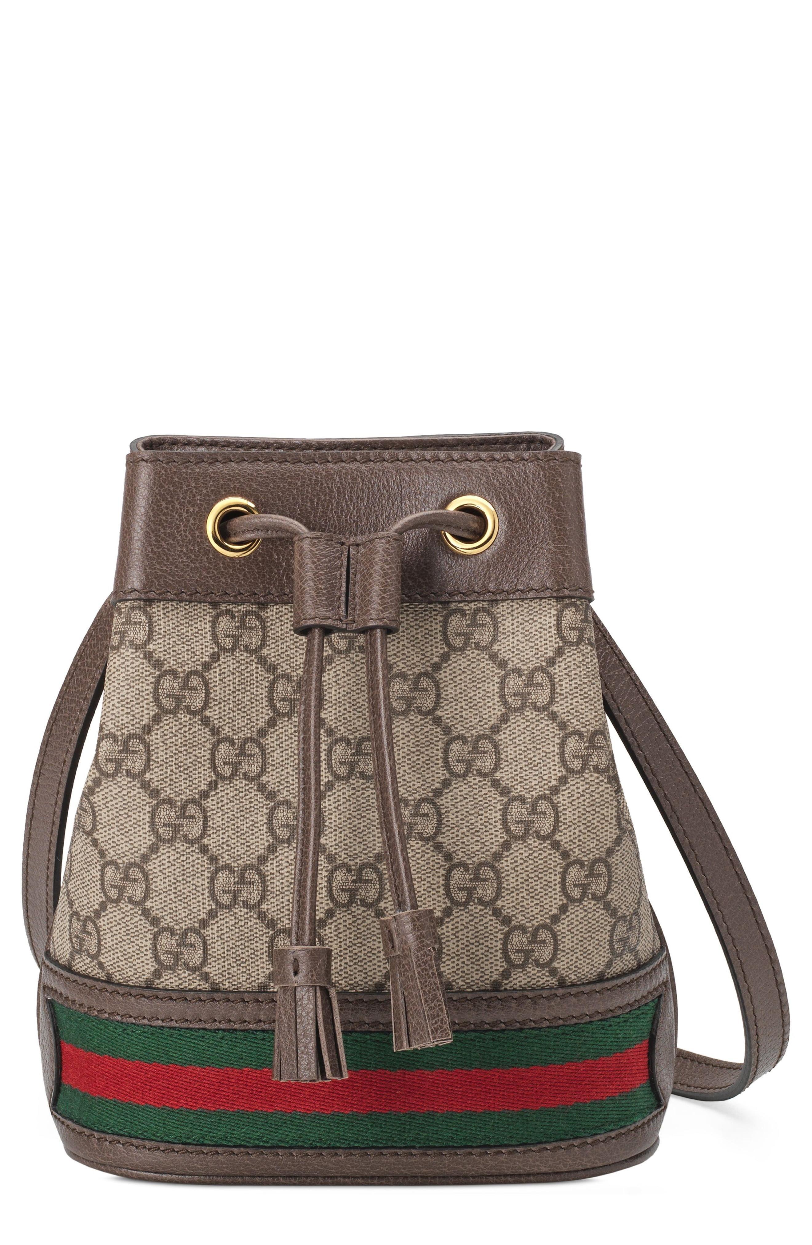 90cddfa66f8 Gucci. Women s Ophidia GG Mini Bucket Bag