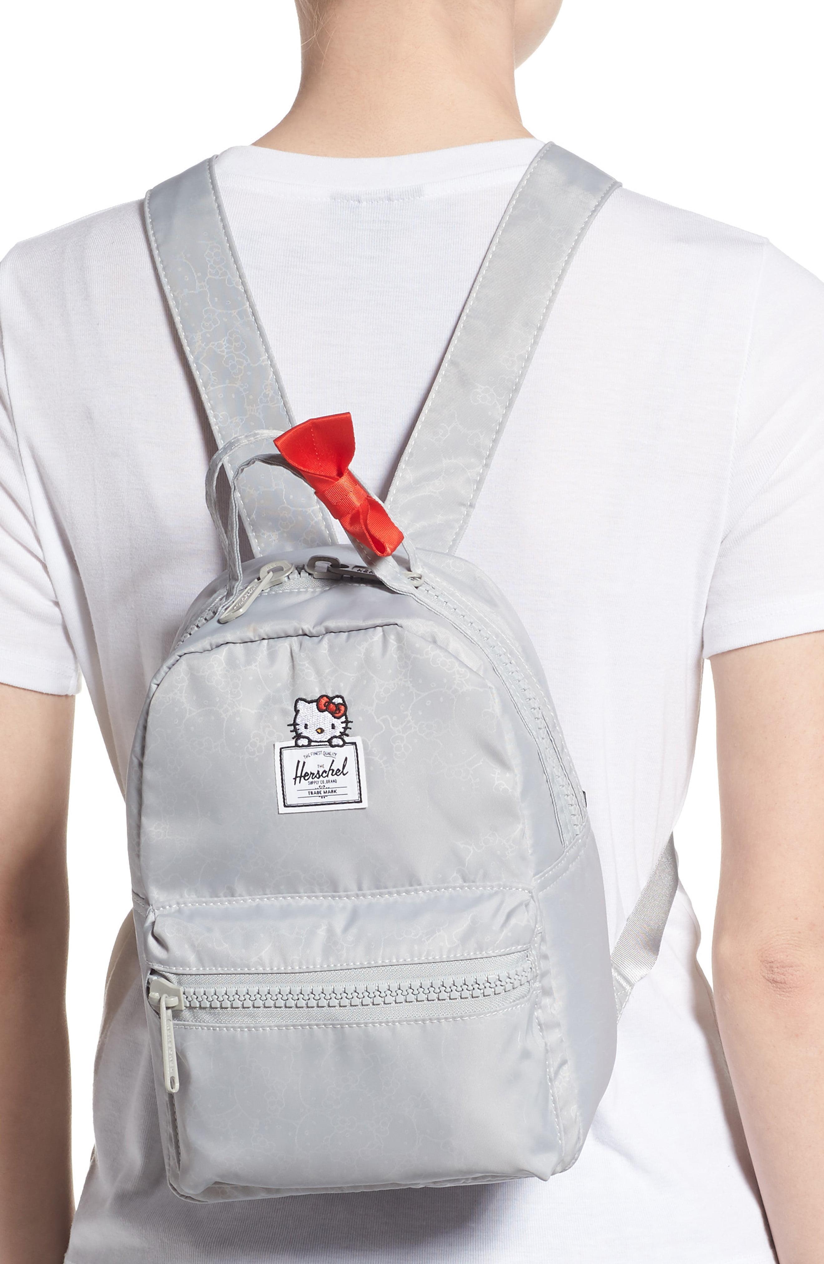 627c6ddf5 Herschel Supply Co. X Hello Kitty Mini Nova Backpack - in Black - Lyst