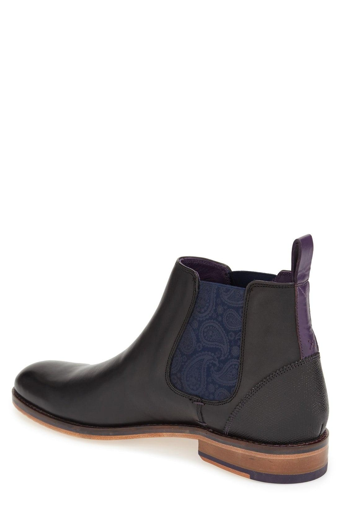 8a3f00249 Ted Baker - Black  camroon 4  Chelsea Boot for Men - Lyst. View fullscreen
