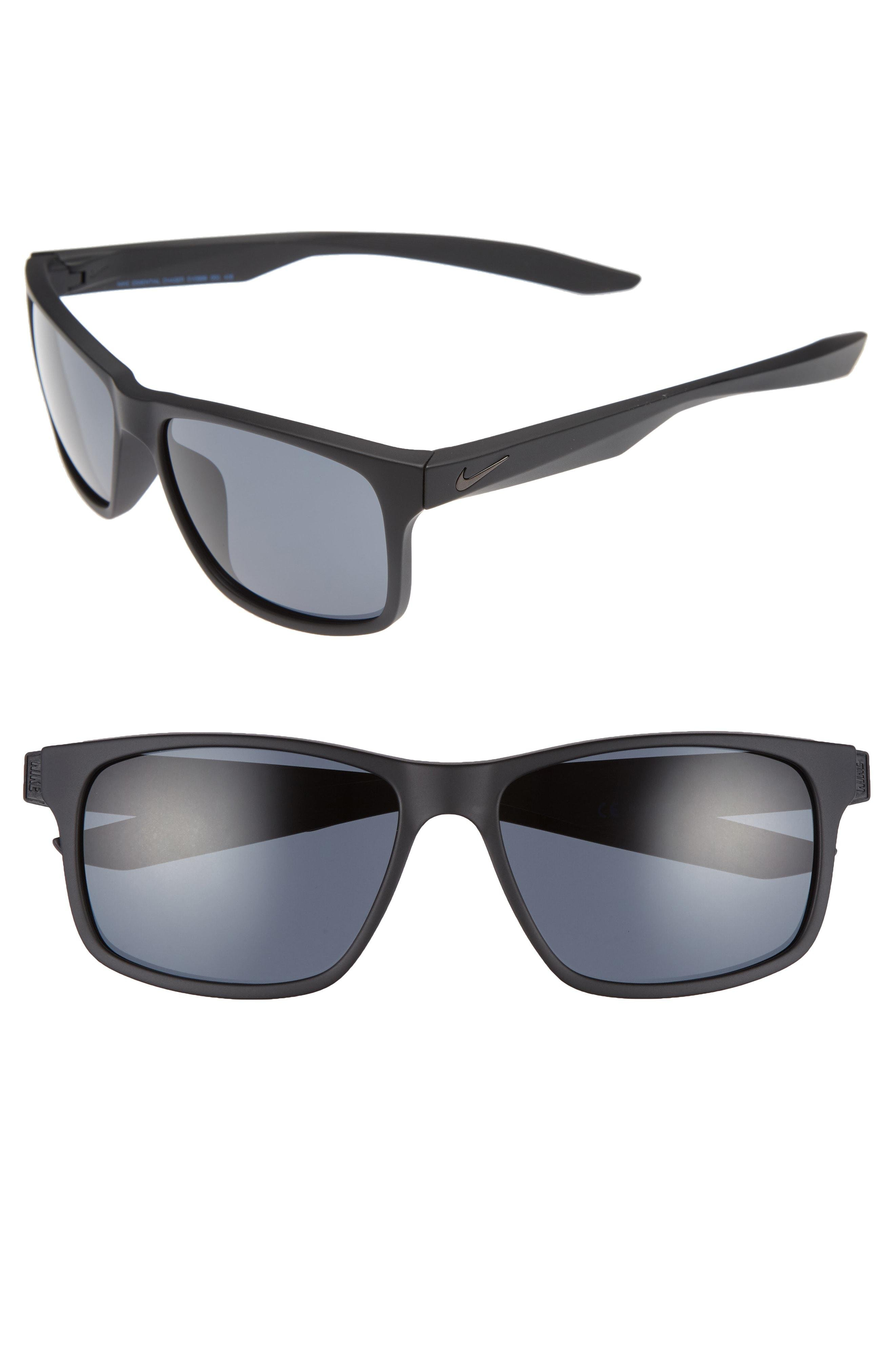 721438f355a Lyst - Nike Essential Chaser 56mm Sunglasses for Men
