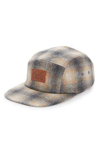 dbb00815591 Lyst - Pendleton Five-panel Camp Hat in Gray for Men