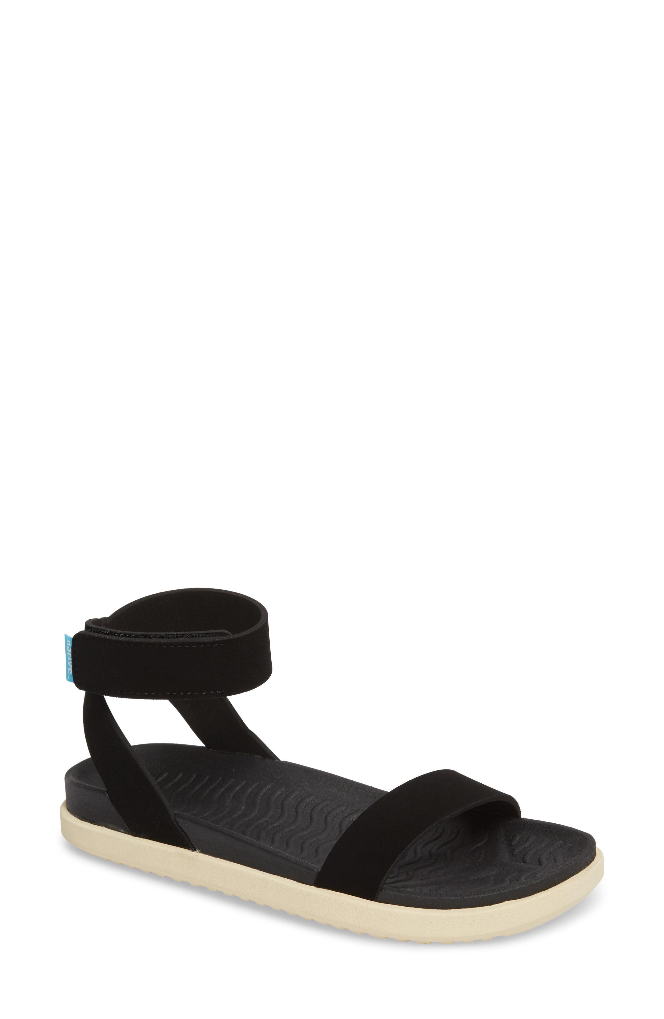 0dff2071aee Lyst - Native Shoes Juliet Sandal in Black