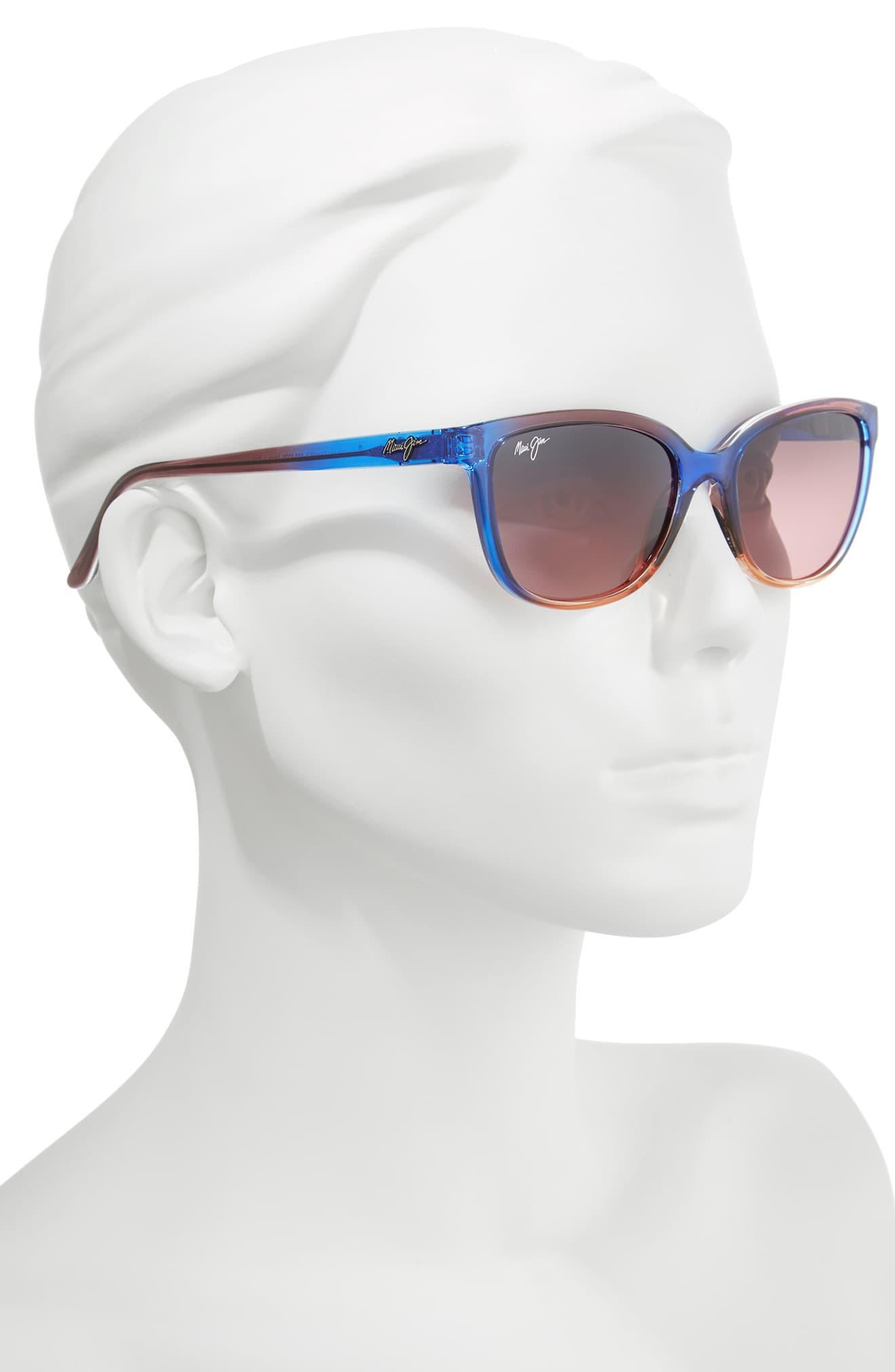 834e0b5390dc Maui Jim Honi Polarized Sunglasses in Blue - Save 8% - Lyst