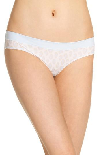 4850bbd37f2861 Lyst - Stance Follow Me Feline Cheeky Hipster Panties in Blue