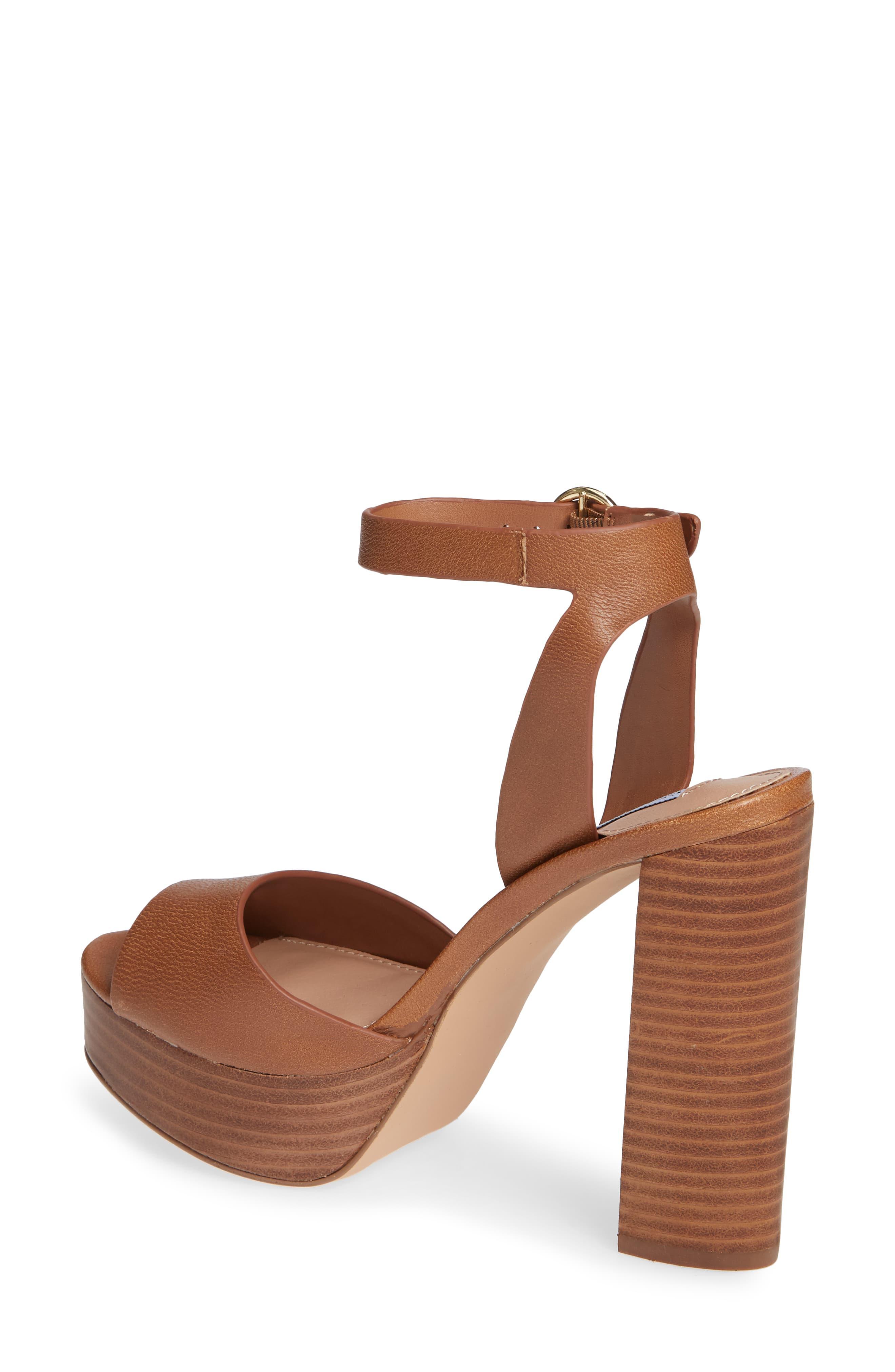 10364f8abb5 Women's Brown Madeline Platform Sandal