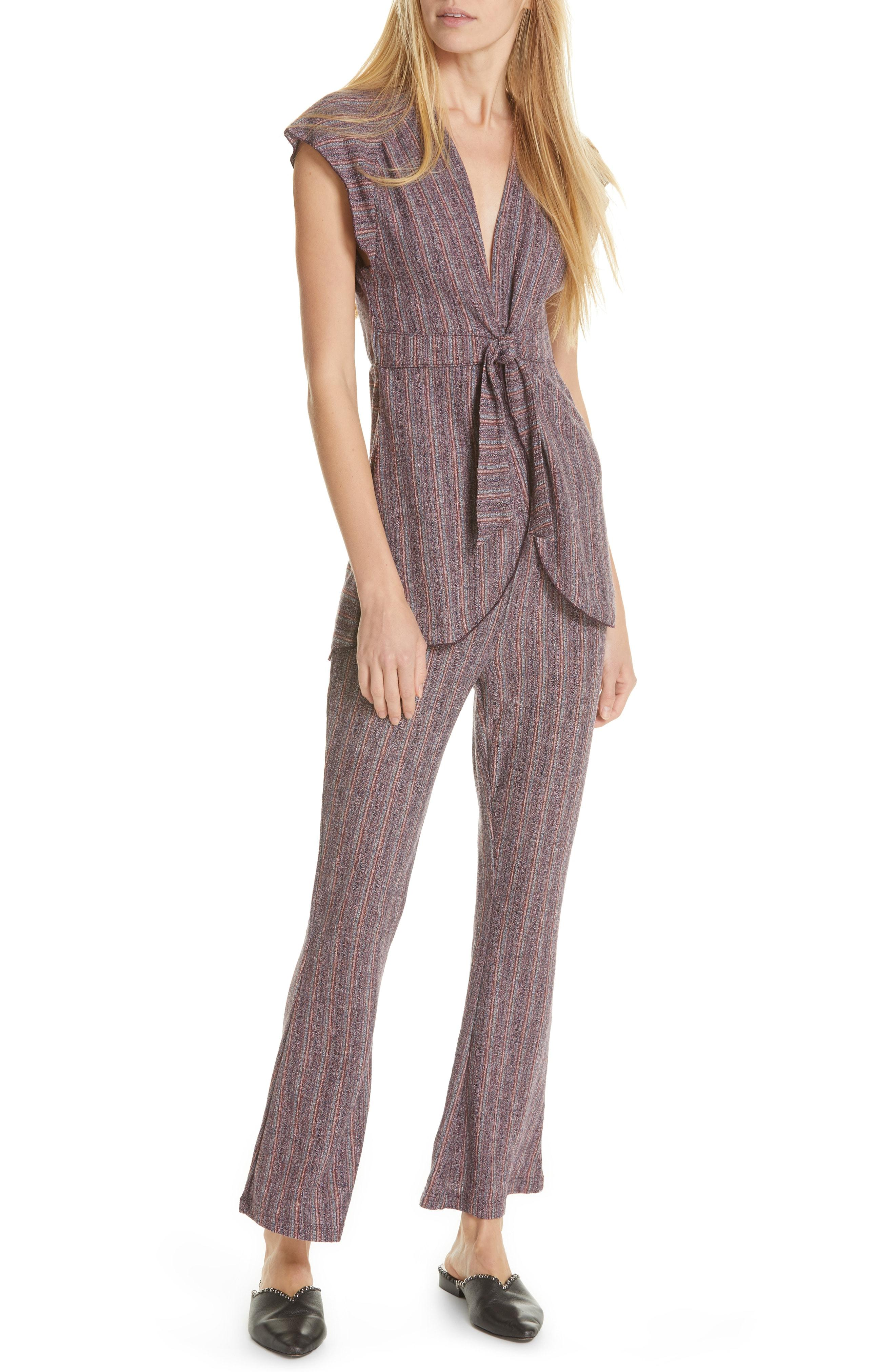 637da636c248 Lyst - Free People In Your Eyes Jumpsuit