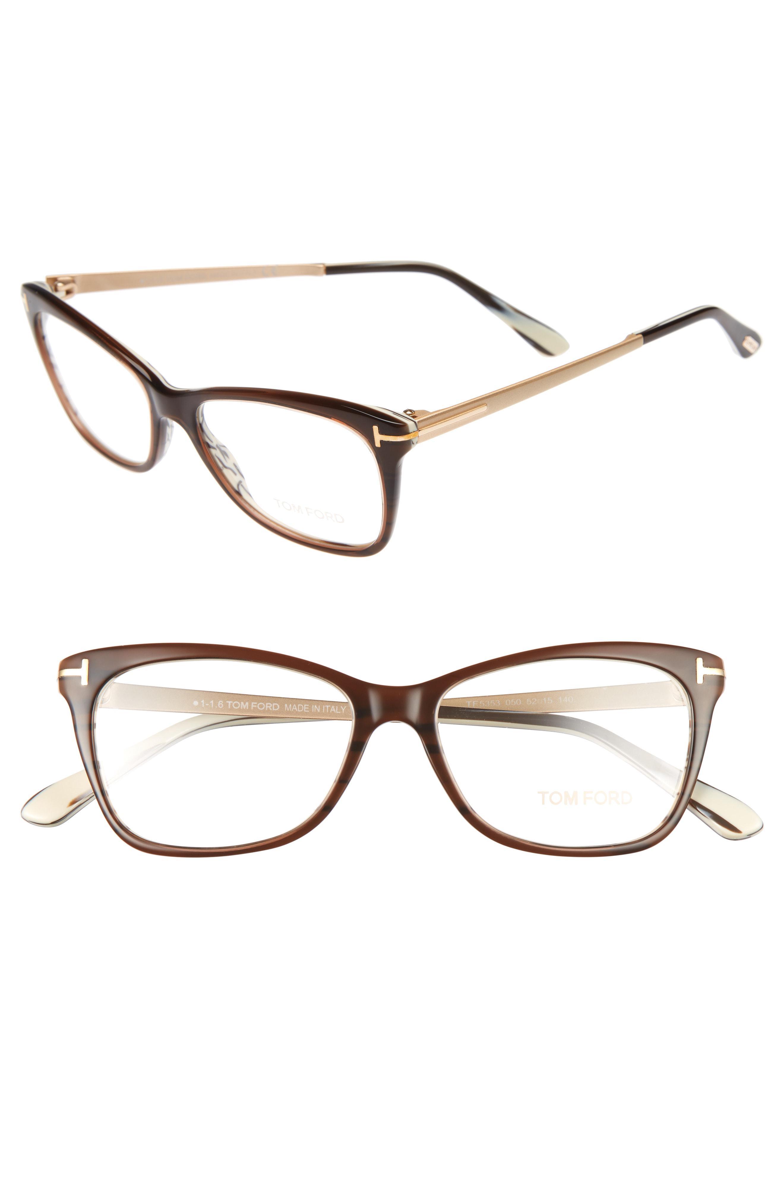 f28e9e1b7f ... Cat Eye Optical Glasses - - Lyst. View fullscreen