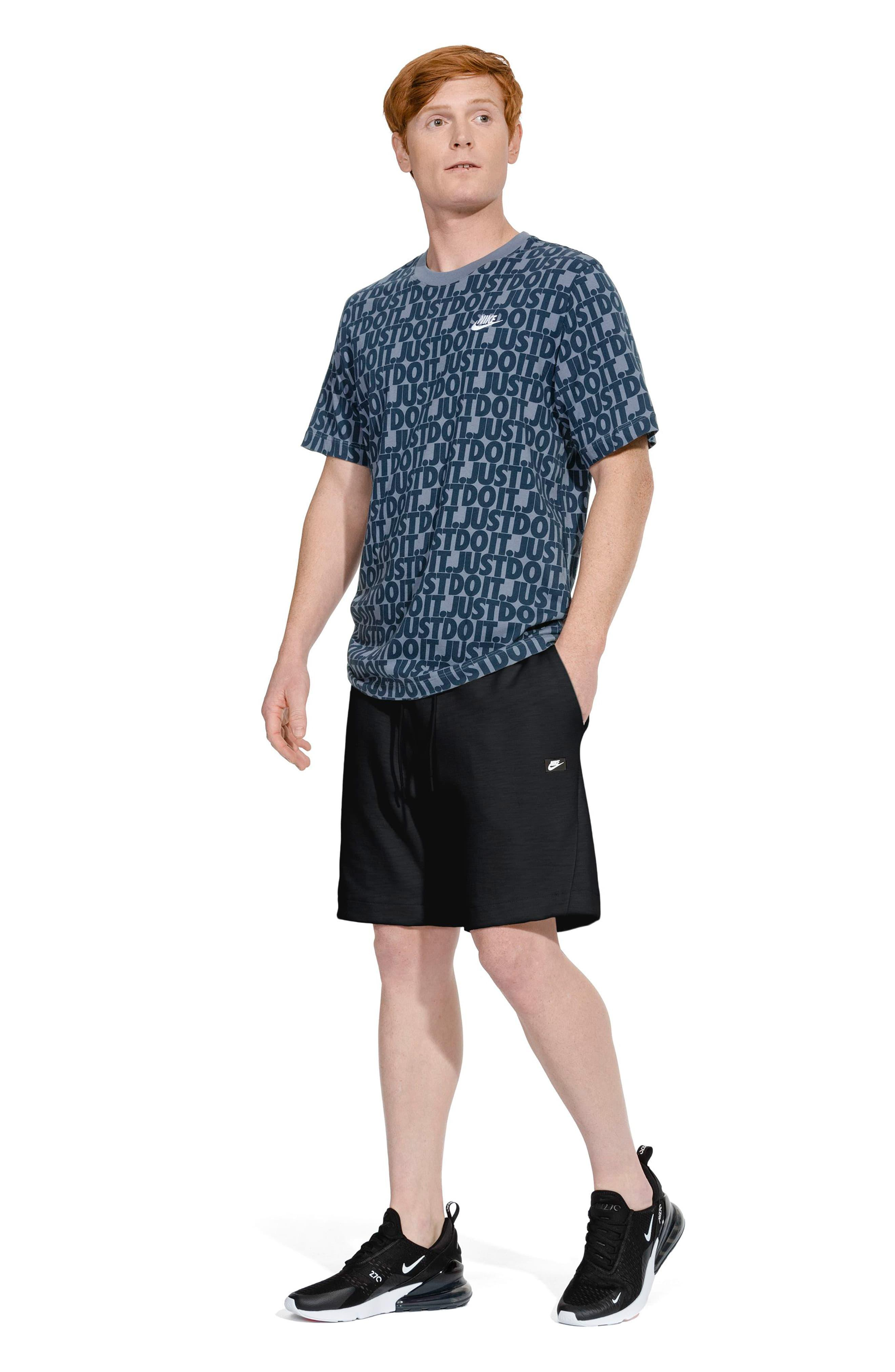 air max 270 with shorts