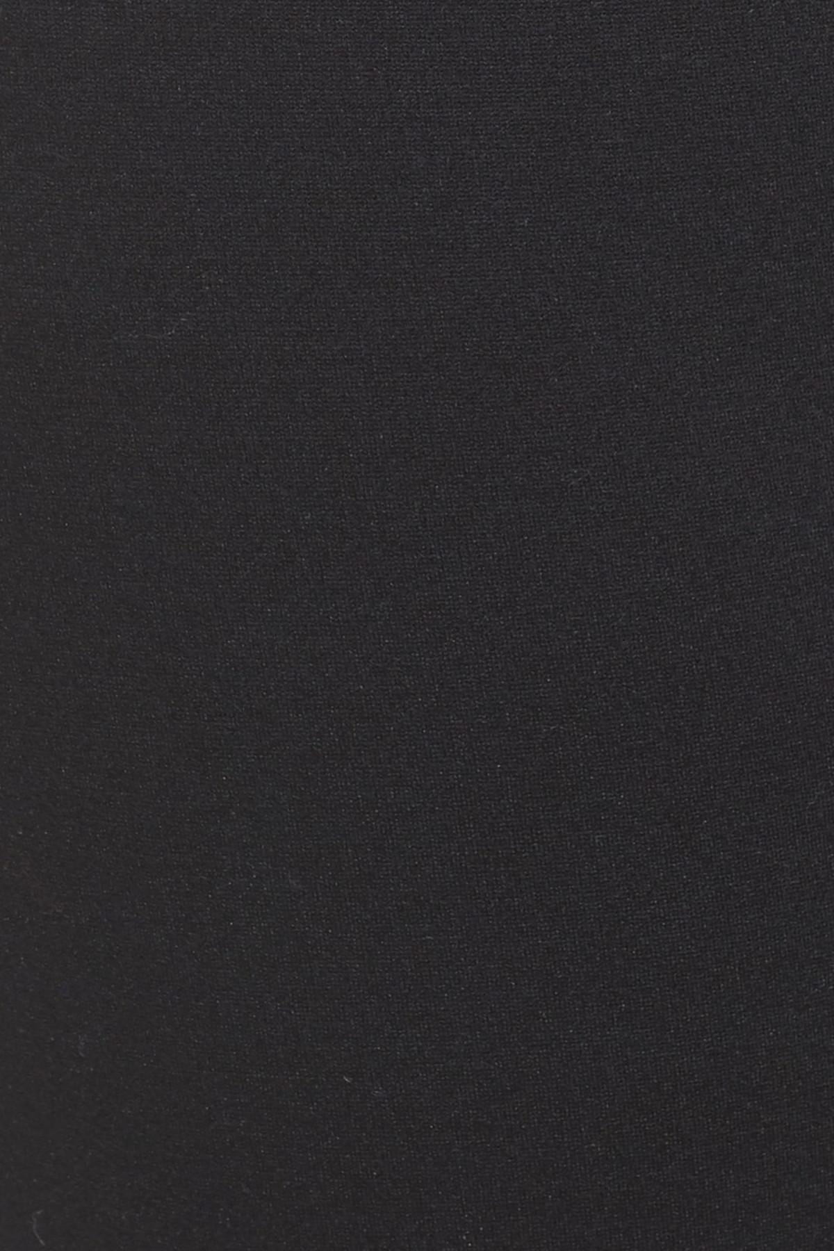 691d740175e40 Lyst - Nydj Isabella Stretch Trousers in Black