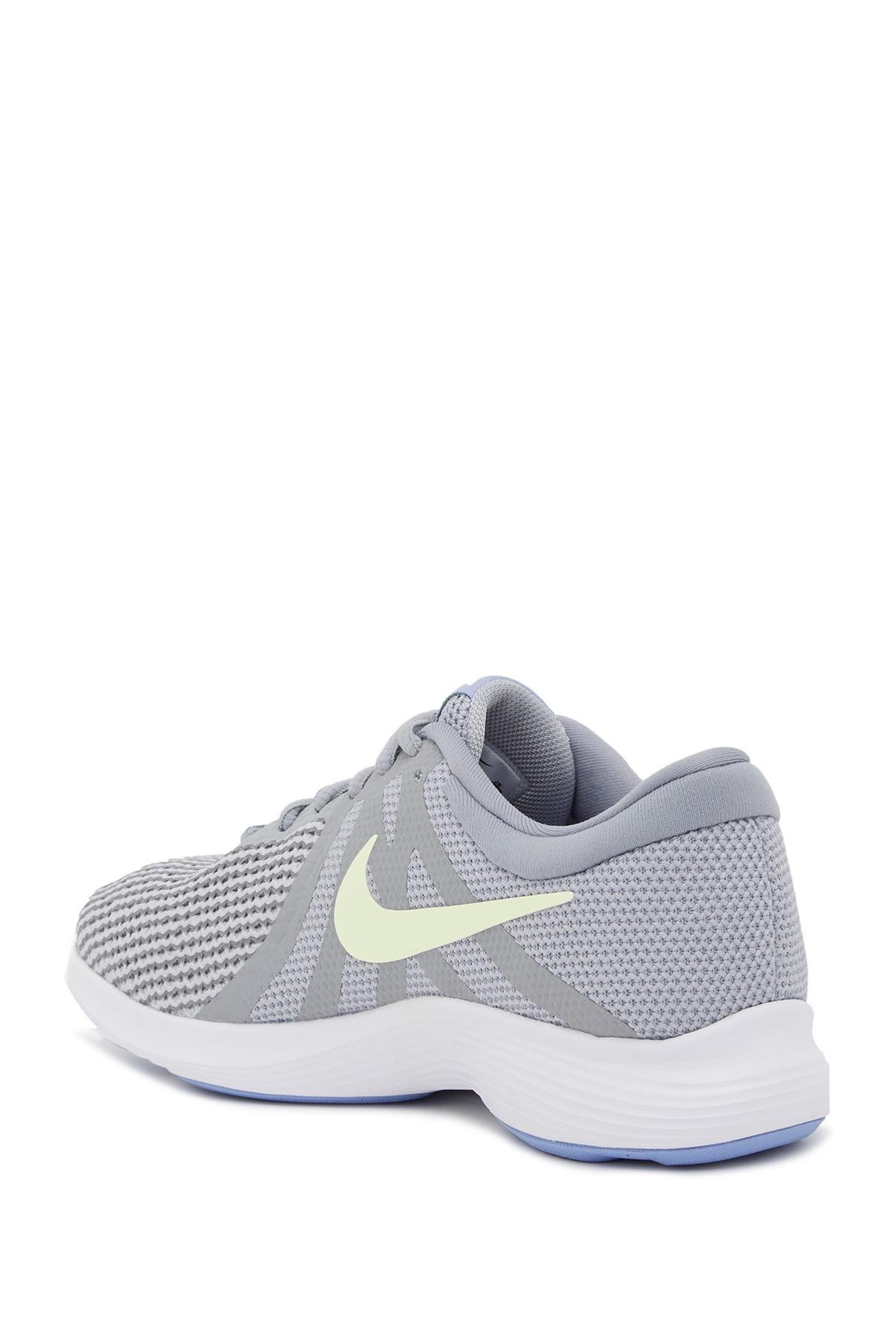 cheaper 3bf6f cfd84 Nike - Multicolor Revolution 4 Running Sneaker - Lyst. View fullscreen