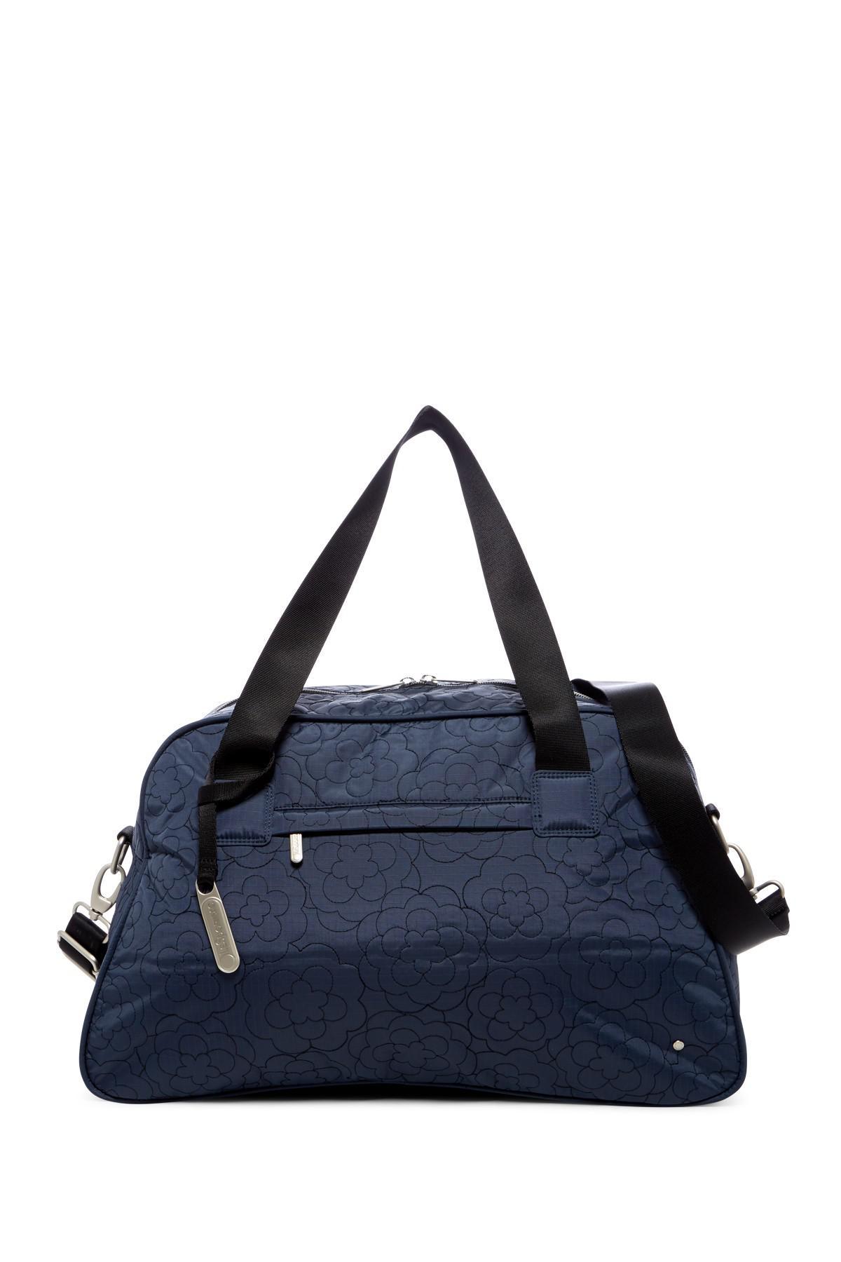 Giani Bernini $200 NWT Black Kilty Tote Shoulder Bag Leather Expandable Tassel