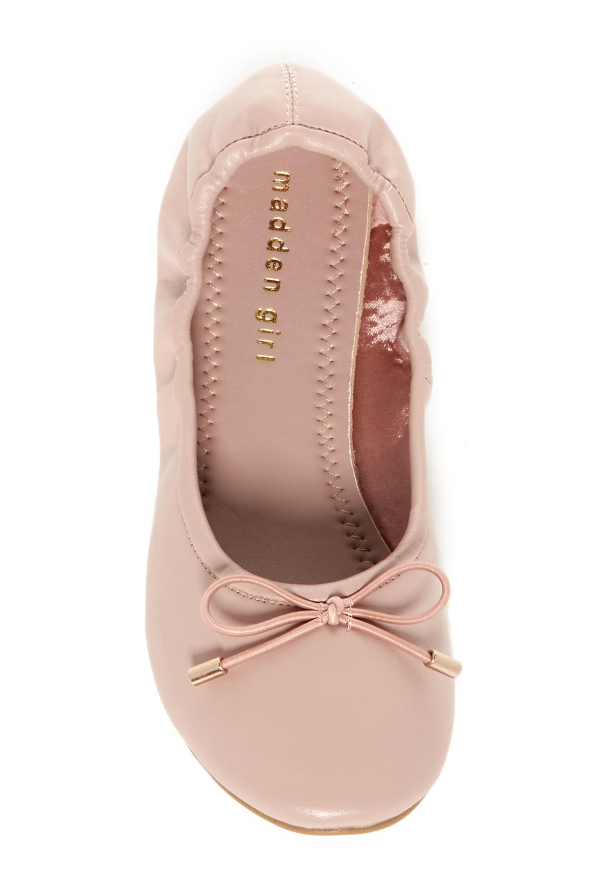 Madden Girl Heidiee Ballerina Flat in