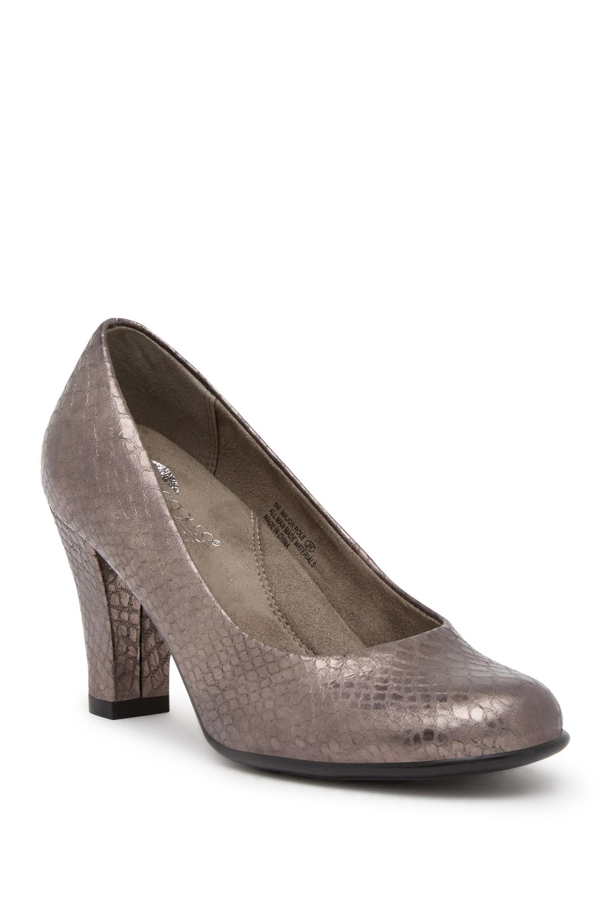 Aerosoles Major Role Snake Embossed Pump dqOt67sB0