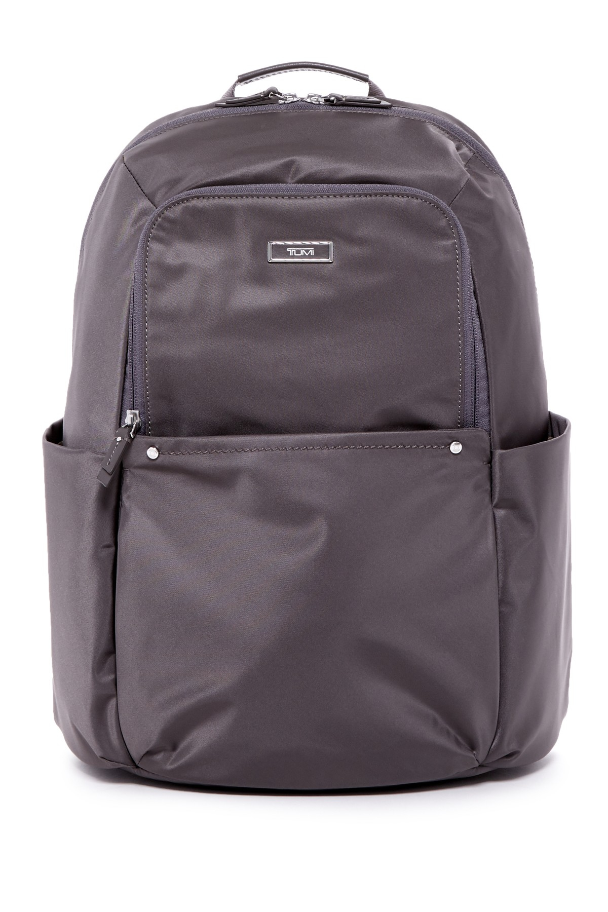Lyst Tumi Voyageur Nylon Anodra Backpack In Gray