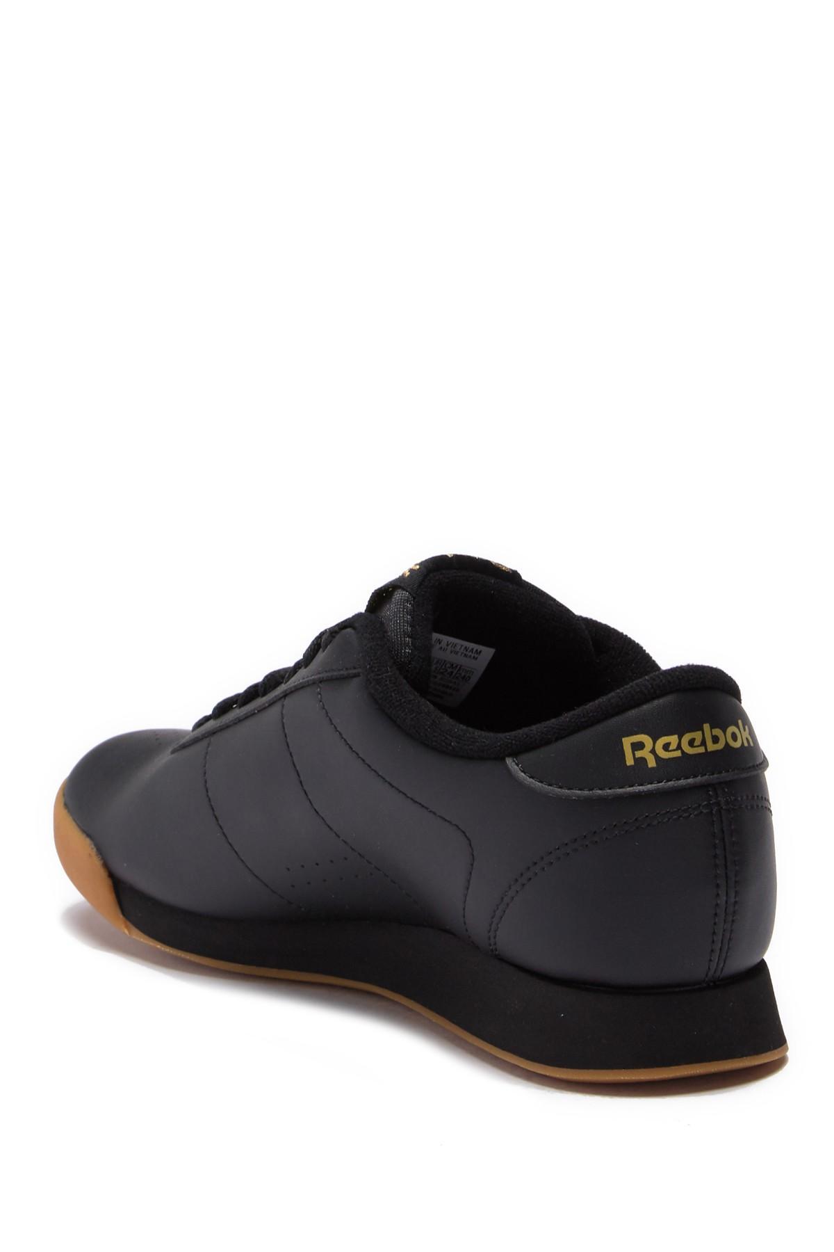 ebf6de44183 Reebok - Black Princess Sneaker - Lyst. View fullscreen