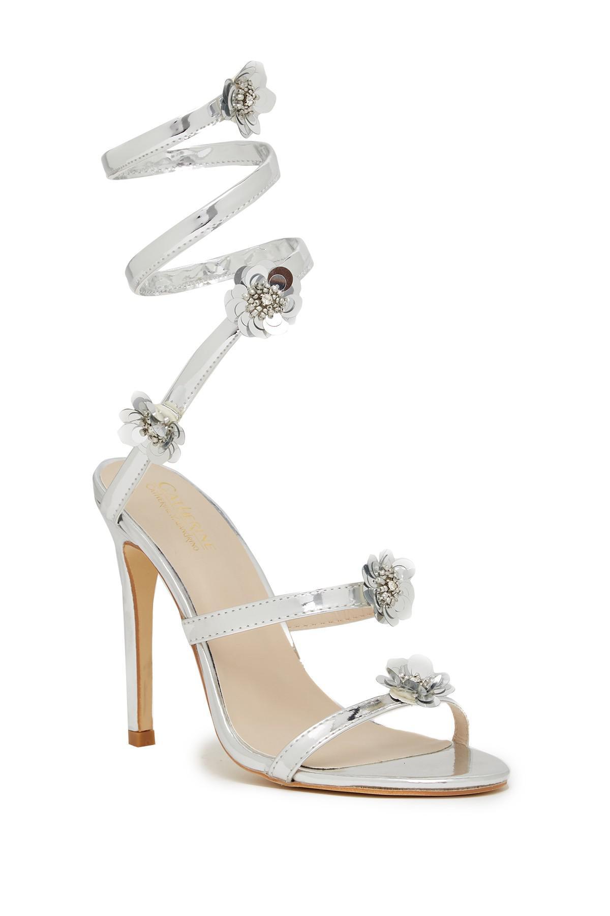 Catherine Catherine Malandrino Clair Wraparound Ankle Stiletto G28N1IE