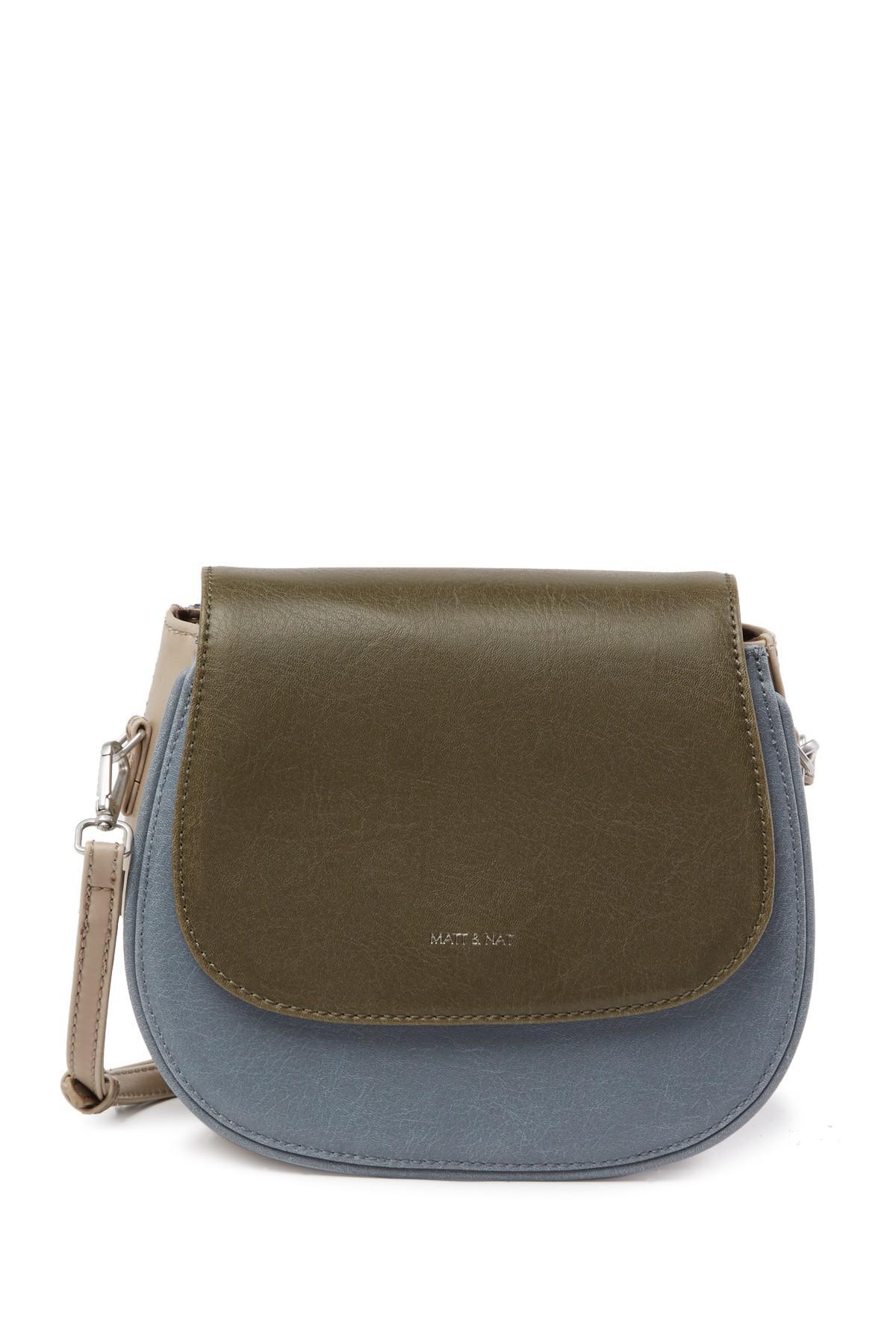 Lyst - Matt   Nat Rubicon Vegan Leather Crossbody Bag e5e86a98d652d