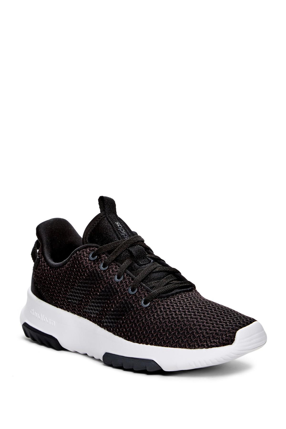 adidas cloudfoam racer tr scarpe da ginnastica in nero per gli uomini lyst