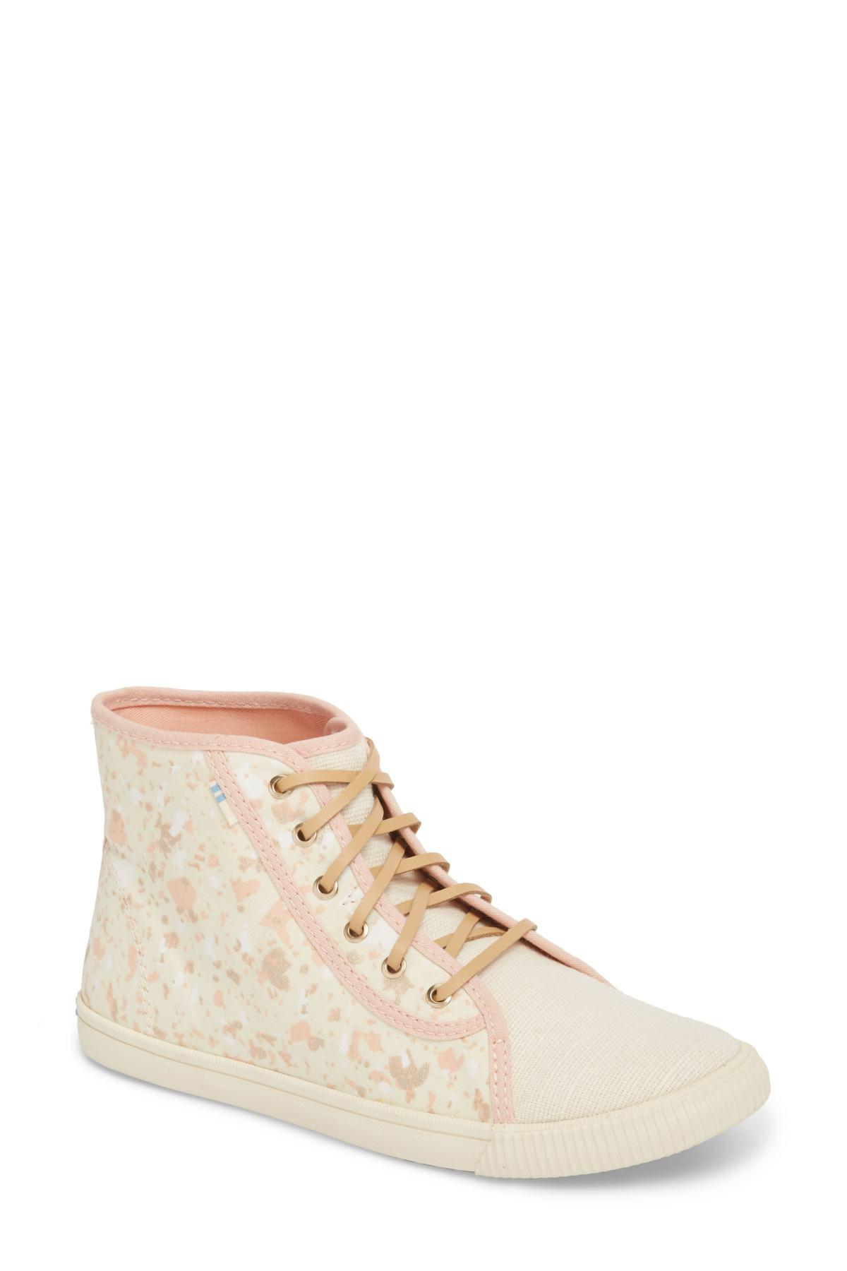 TOMS Camarillo High Top Sneaker (women