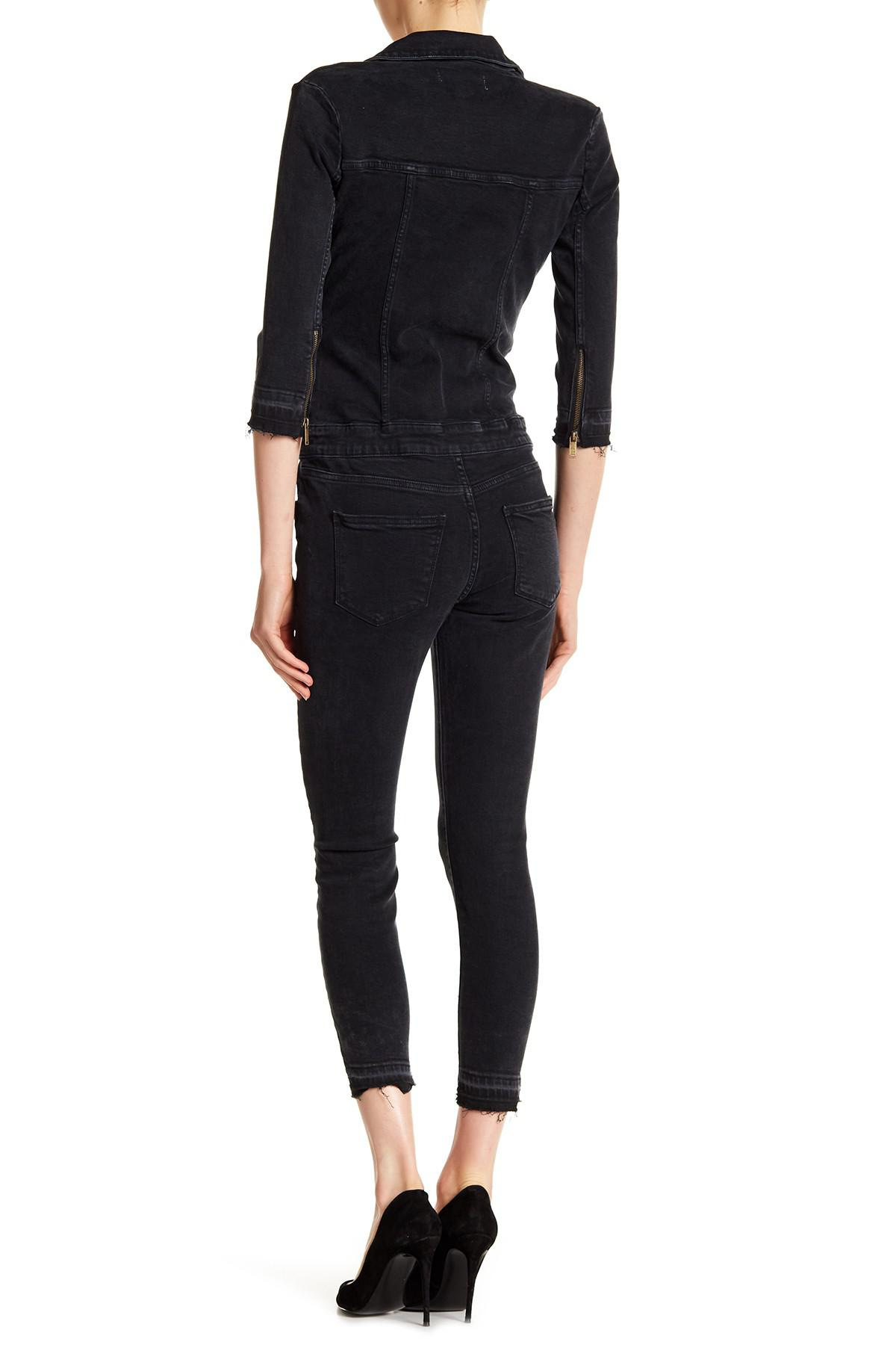 2a93fe301b46 Gallery. Previously sold at  Nordstrom Rack · Women s Denim Jumpsuits ...