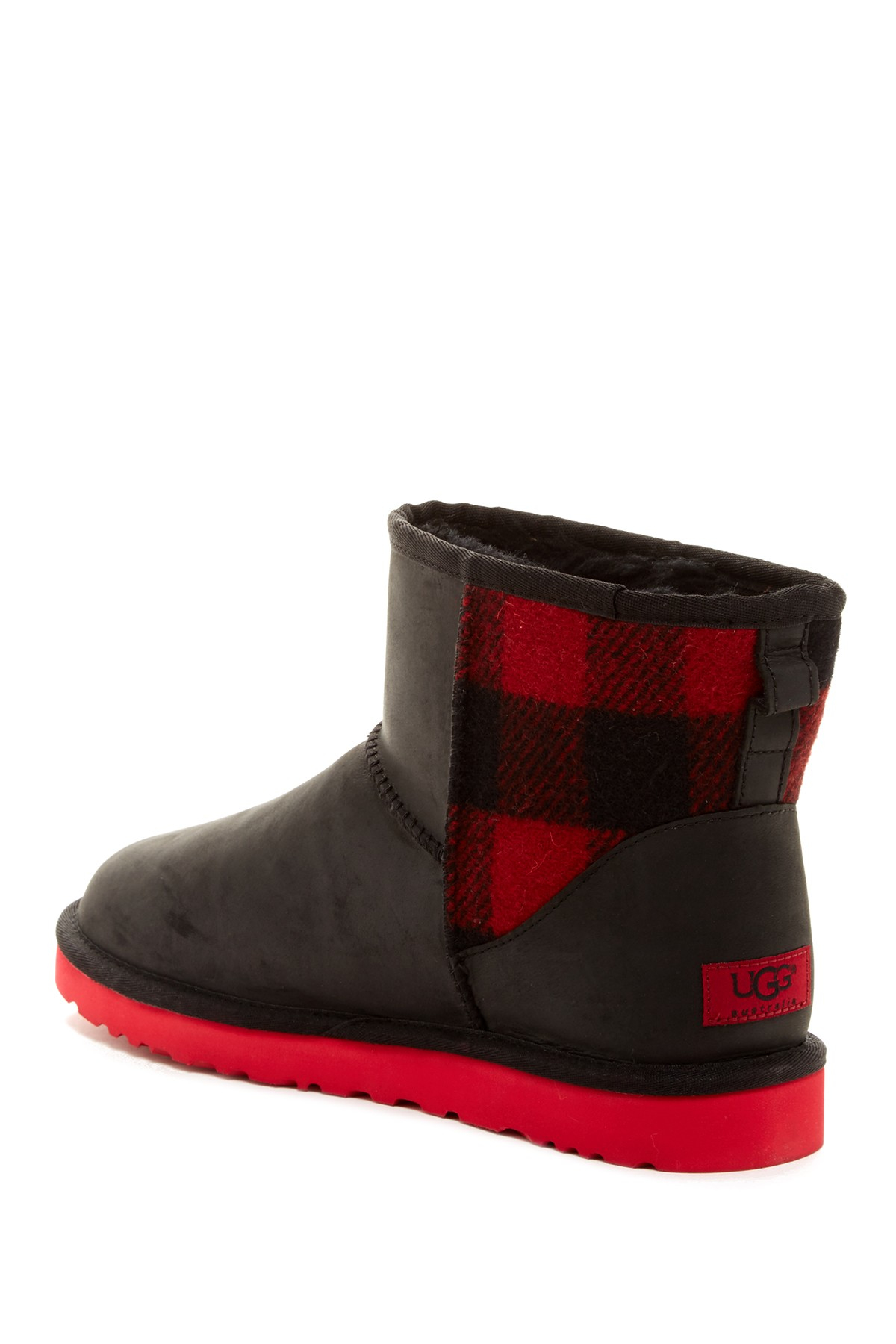 Ugg Classic Mini Plaid Uggpure Tm Boot Lyst