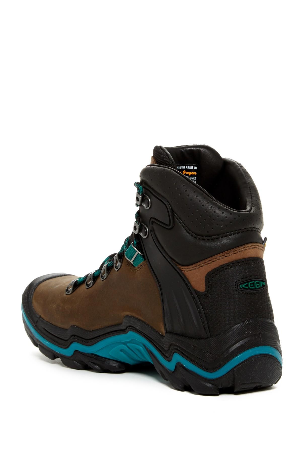 Keen Liberty Ridge Waterproof Boot In Brown For Men | Lyst