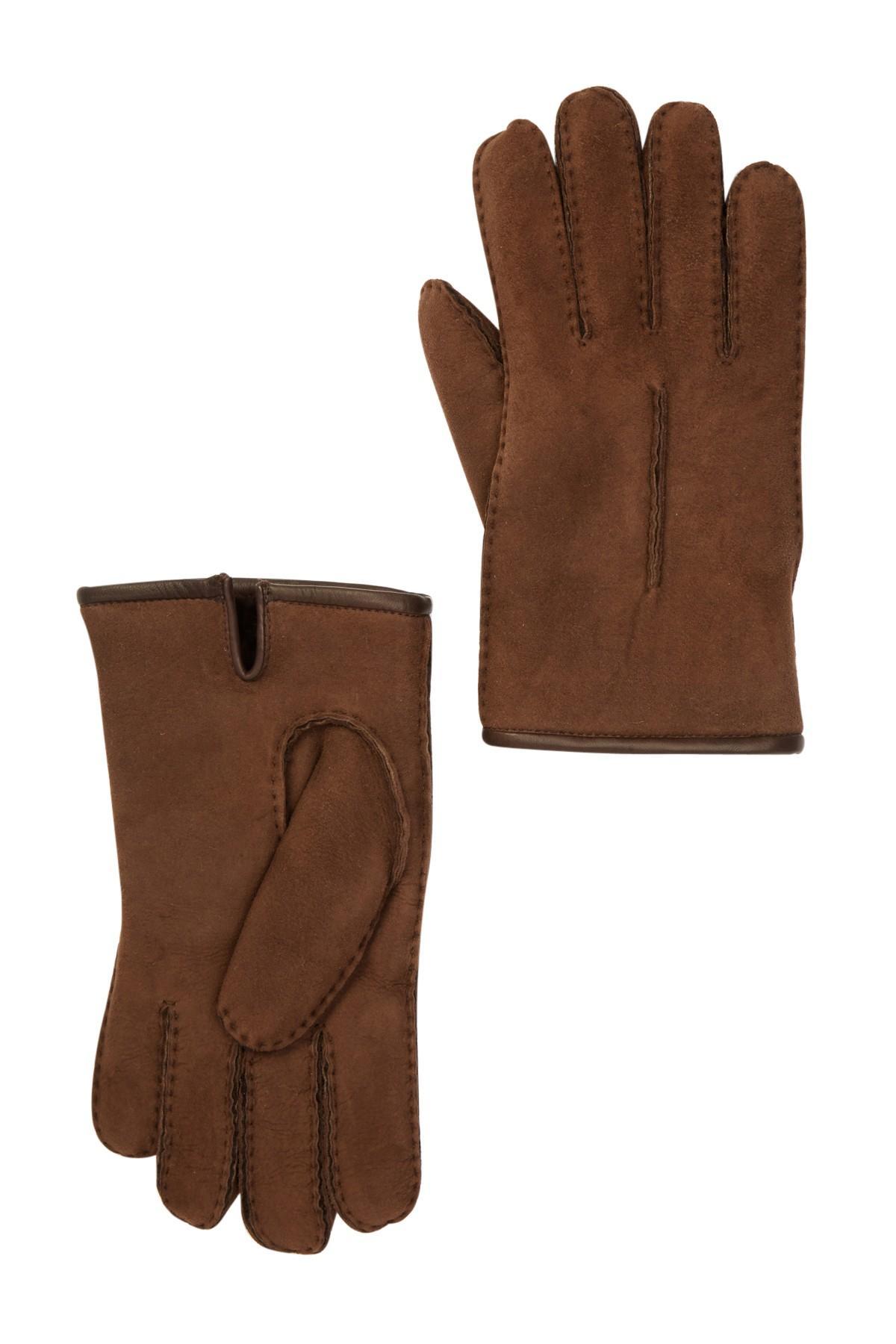 f7d2453aac0 Ugg Leather Sheepskin Gloves - cheap watches mgc-gas.com